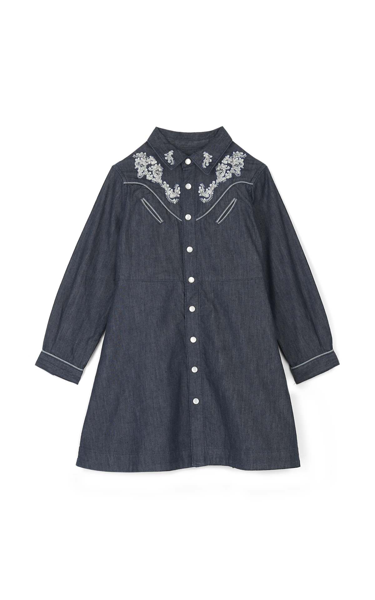 Bonpoint Robe en denim*