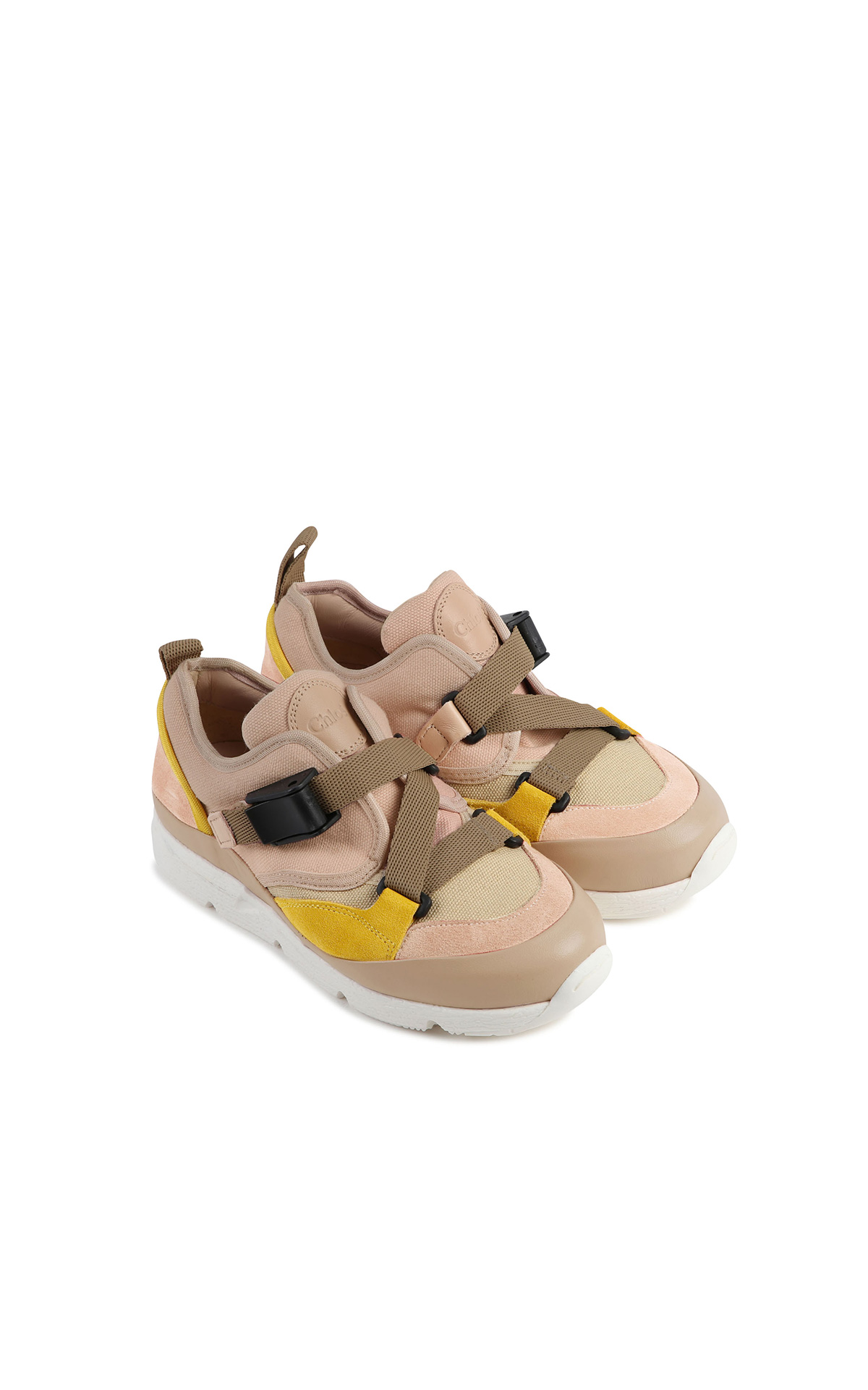 La Vallée Village Chloé Kids girl sneakers