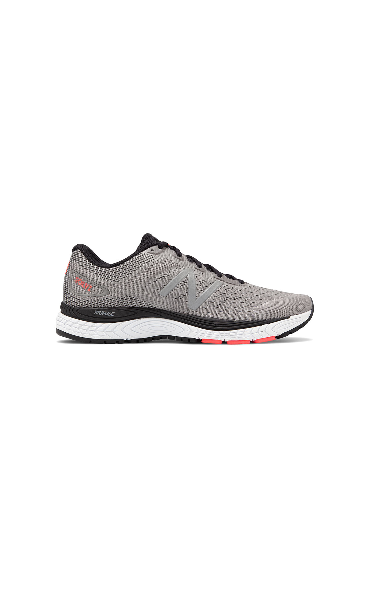 New Balance SOLVI V2 in grey at The Bicester Village Shopping Collection