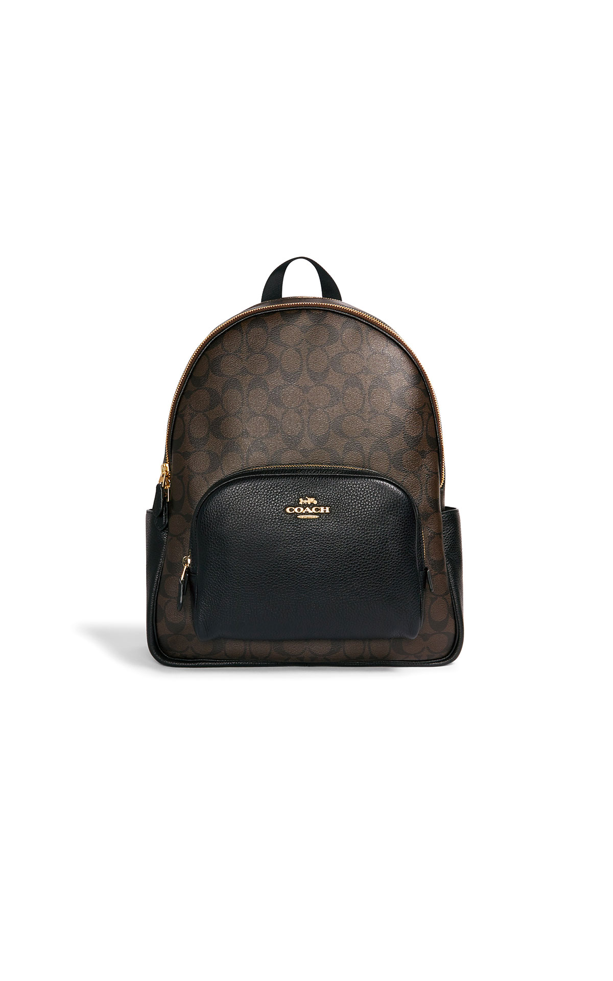Coach signature large court backpack