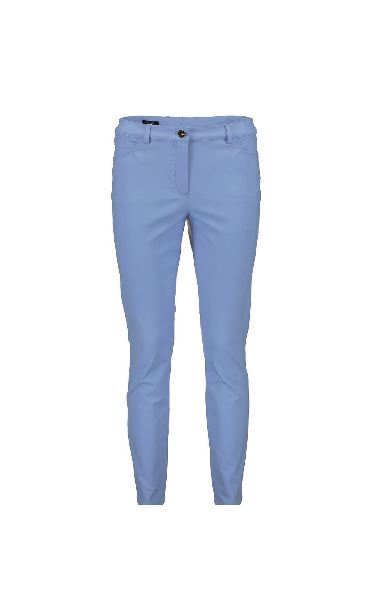 Blue denim jeans Escada