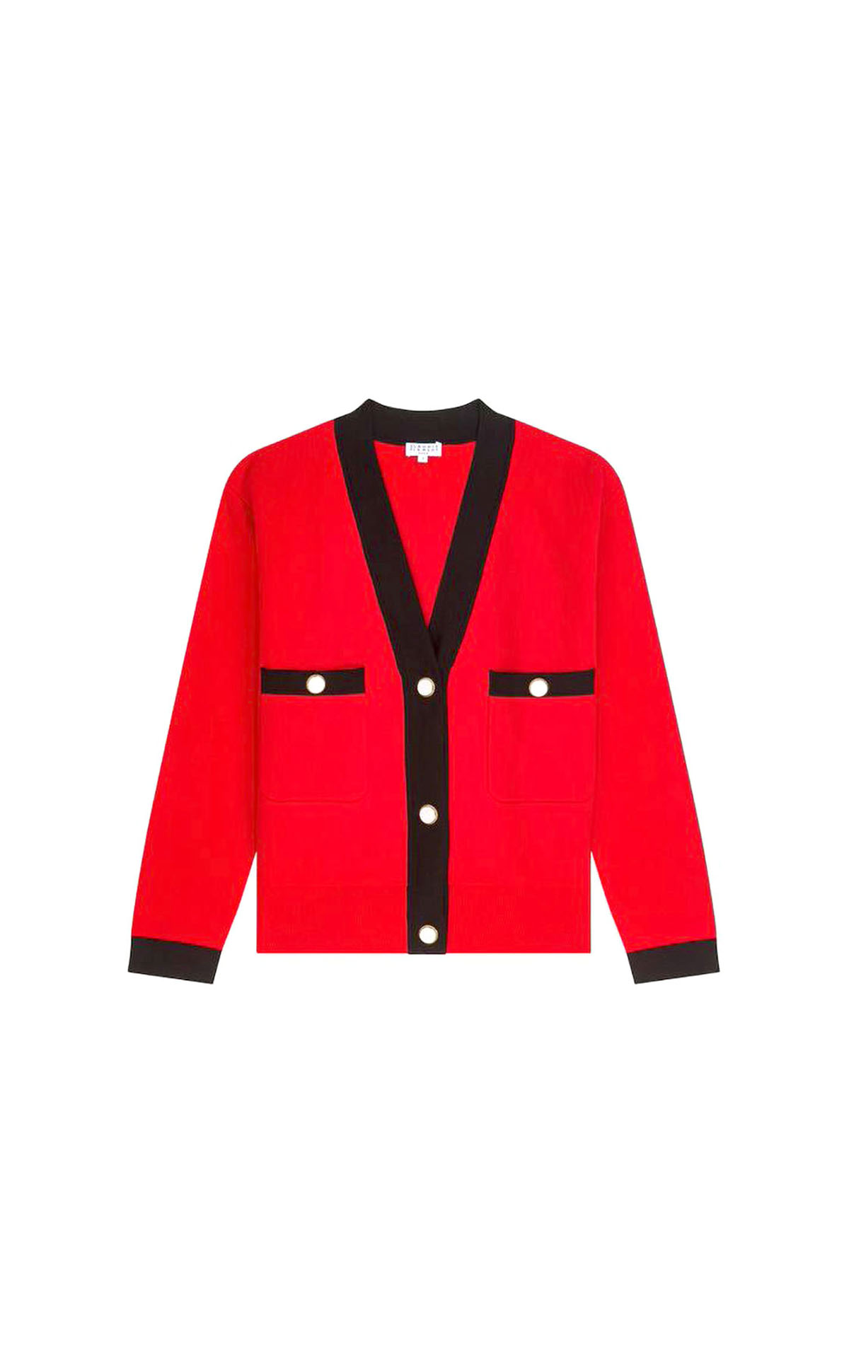 Claudie Pierlot cardigan at The Bicester Village Shopping Collection