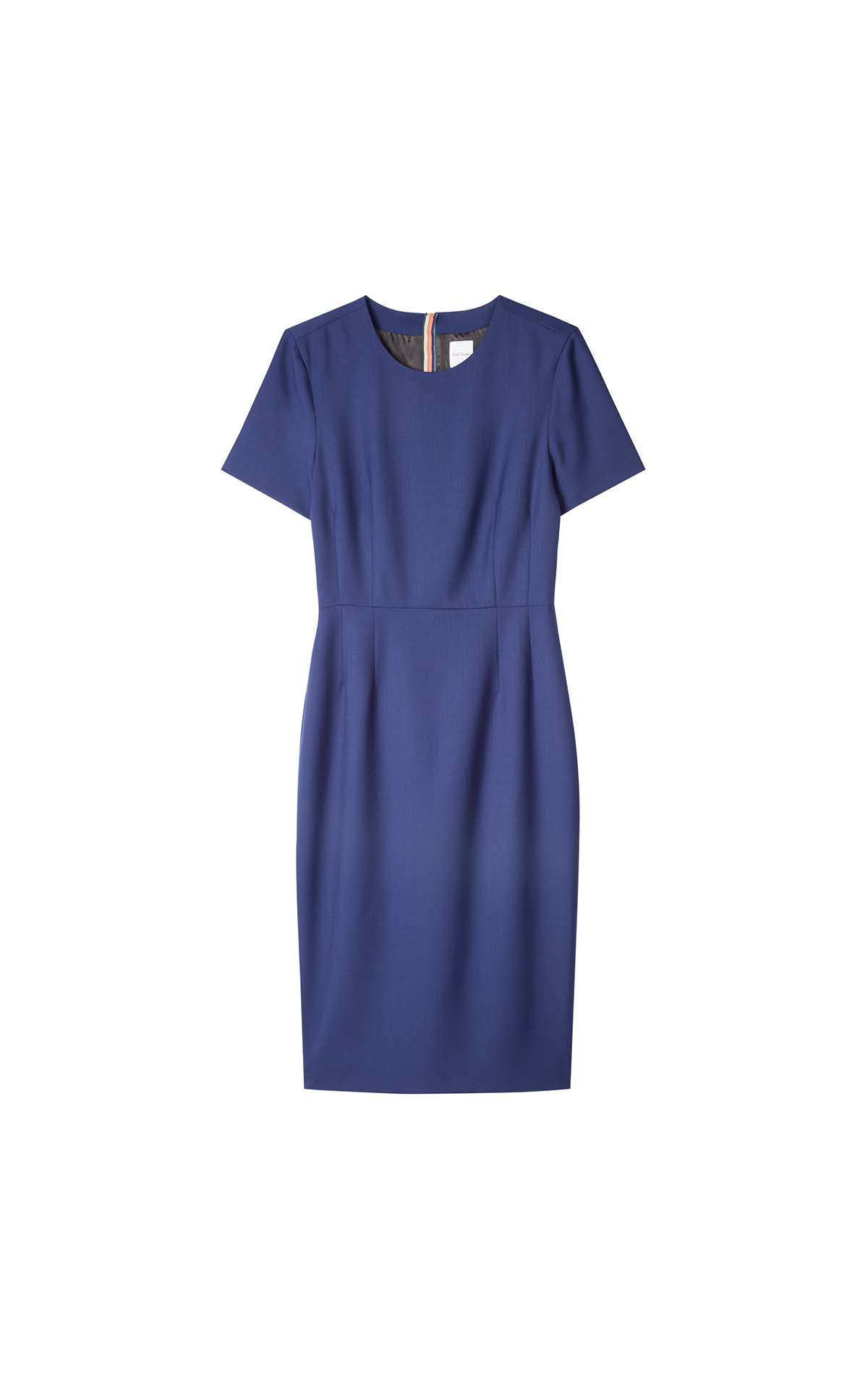 Paul Smith Women's navy dress at The Bicester Village Shopping Collection