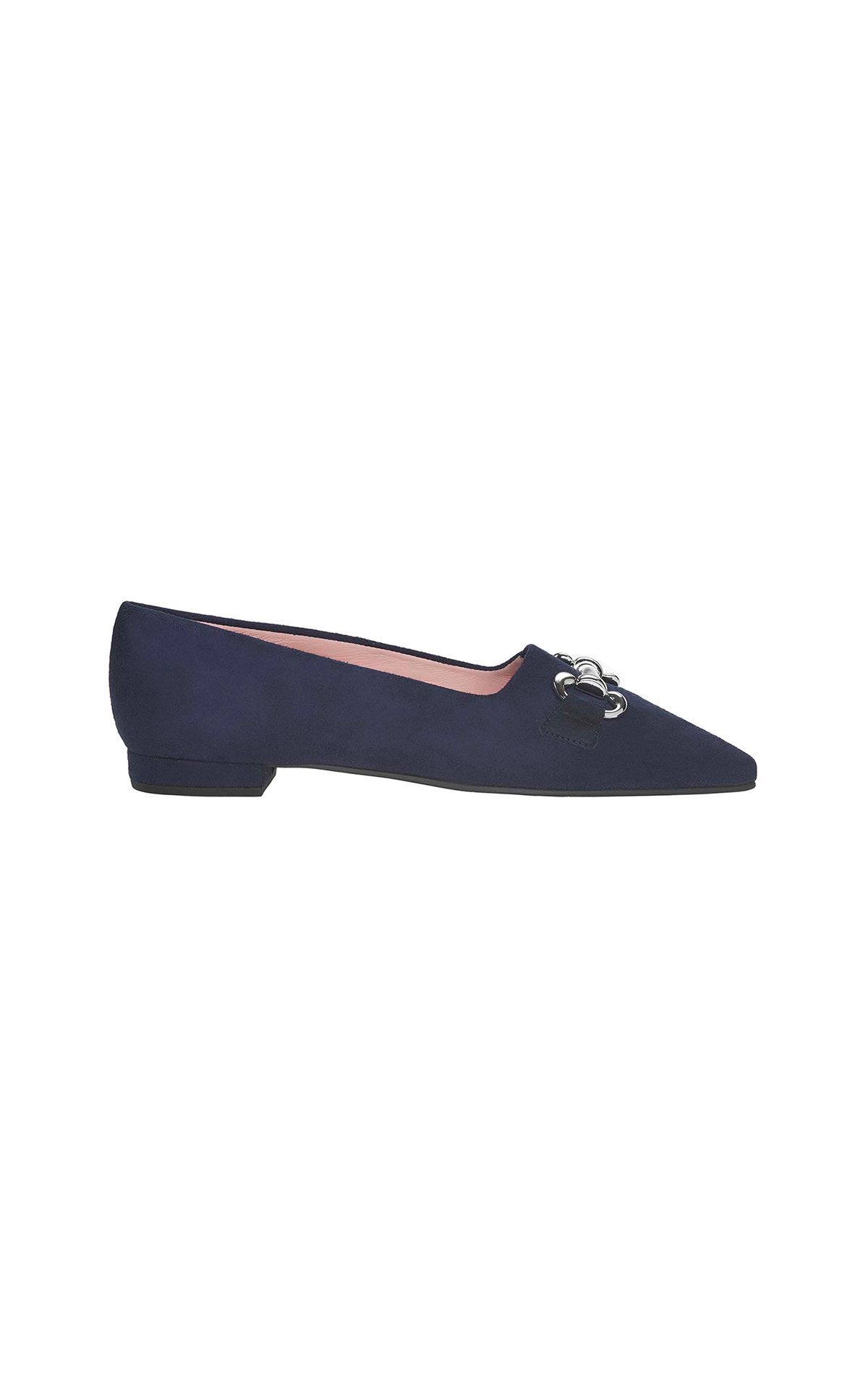 Navy blue slipper Pretty Ballerinas
