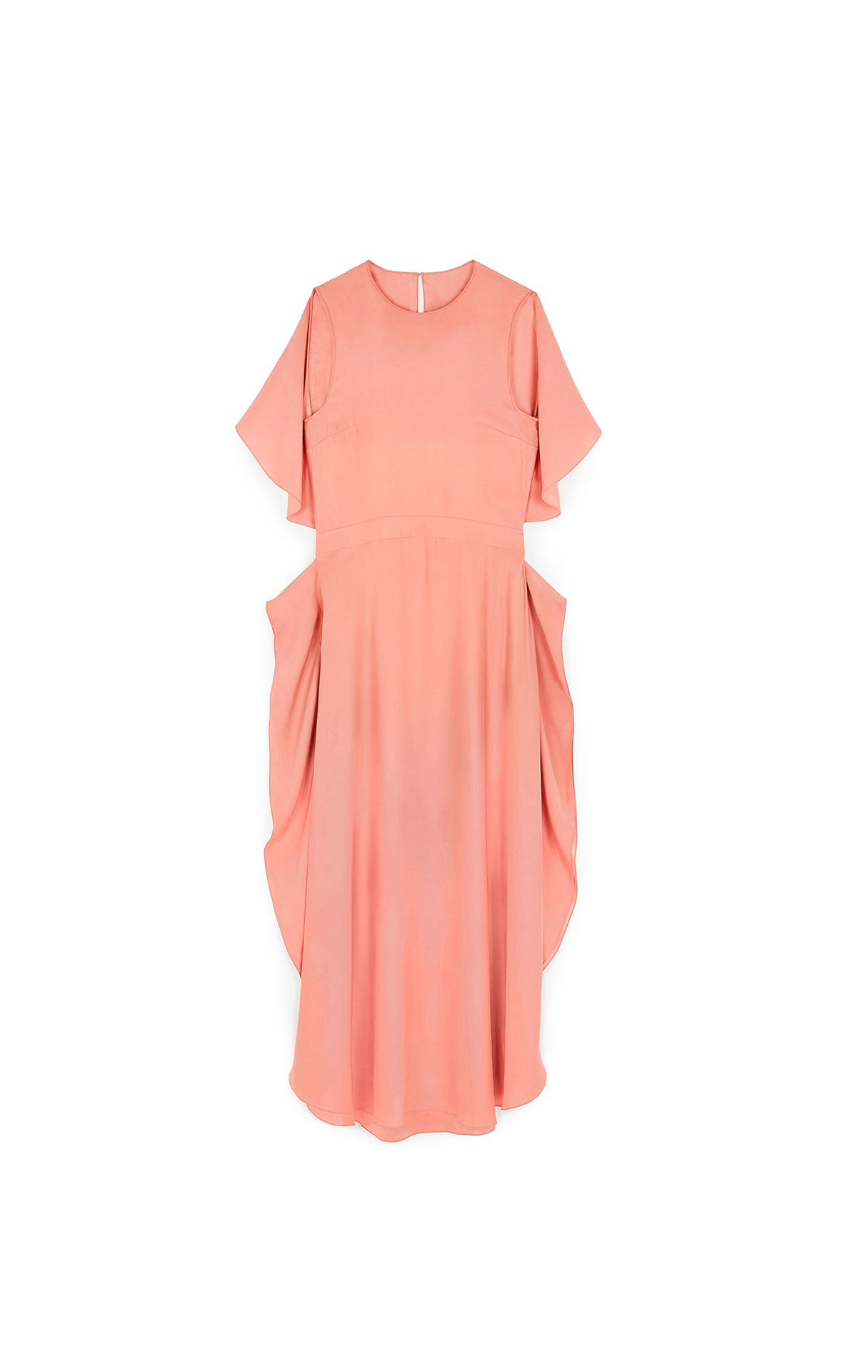 Stella McCartney Rosa midi dress from Bicester Village