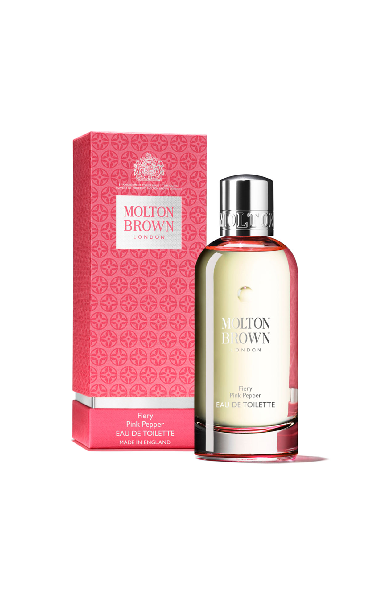 Molton Brown Fiery pink pepper eau de toilette 100ml from Bicester Village