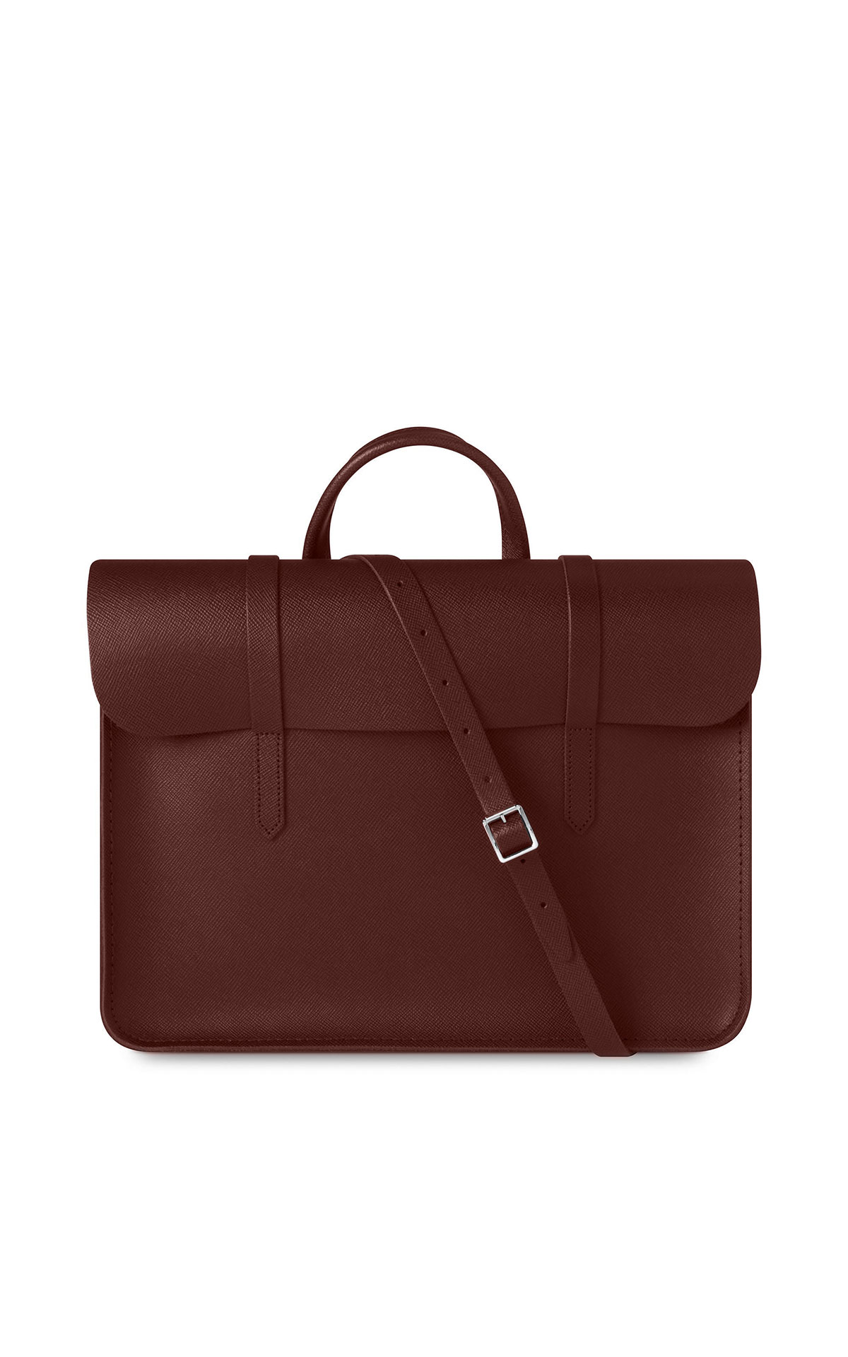 The Cambridge Satchel Company Music case oxblood from Bicester Village