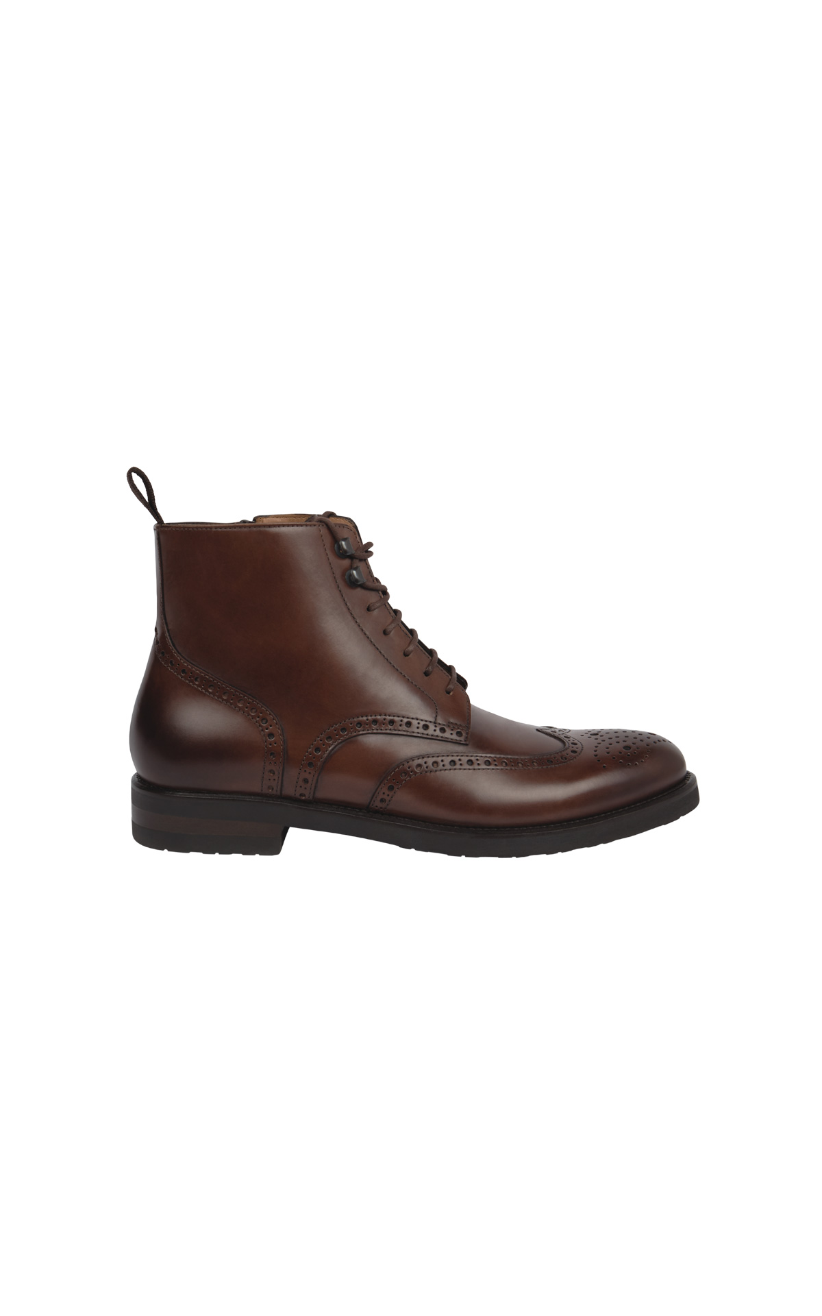 Brown man ankle boot Lottusse