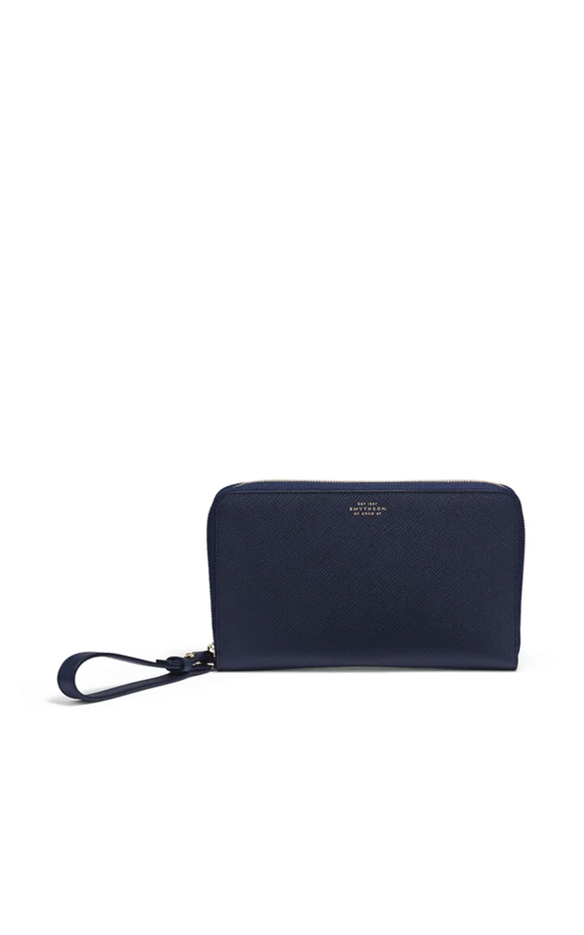 Smythson Panama long haul travel wallet from Bicester Village