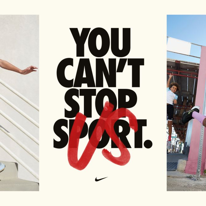 Nike at The Bicester Village Shopping Collection