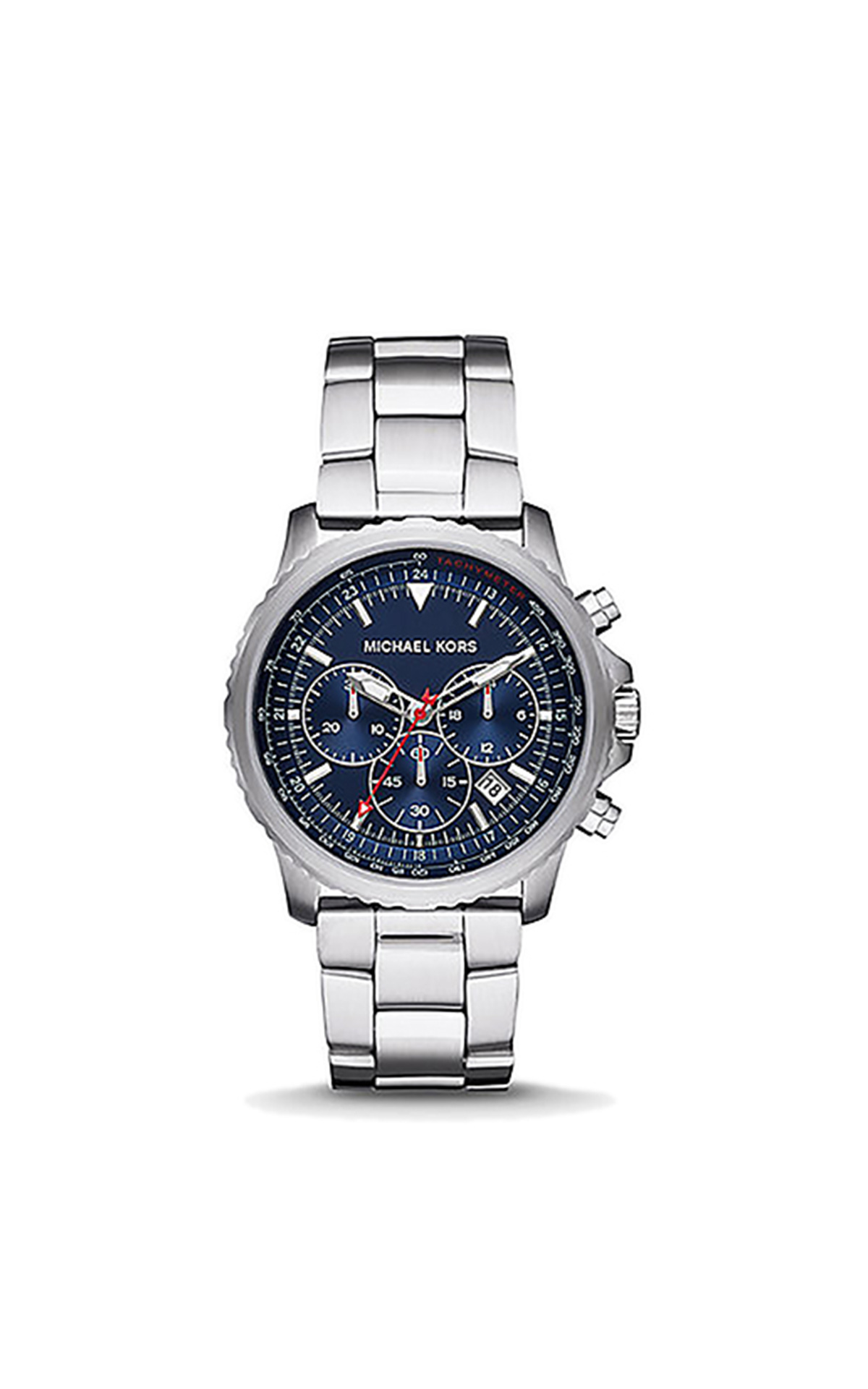 Michael Kors Mens Theroux 44MM watch at The Bicester Village Shopping Collection