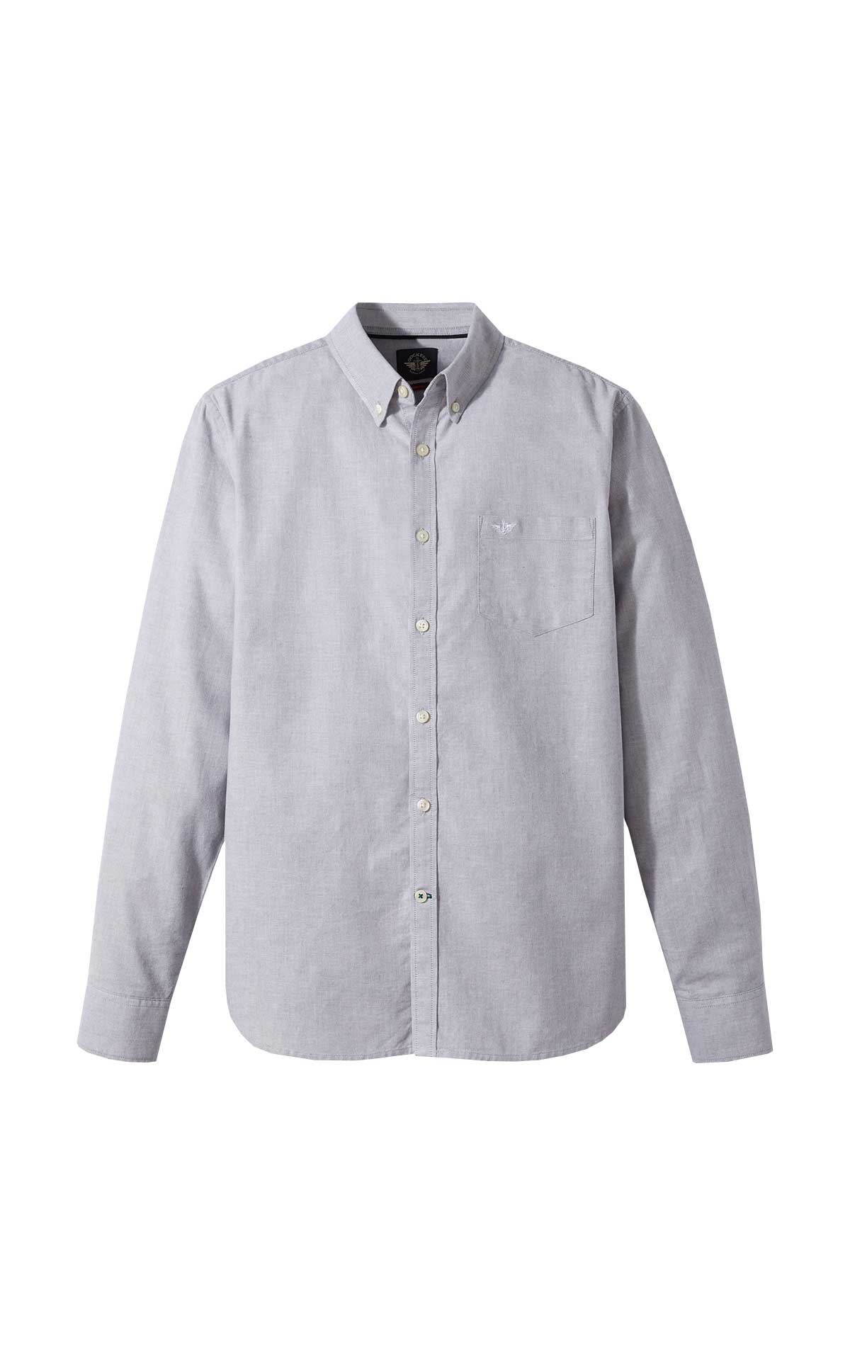 Grey shirt for man Dockers