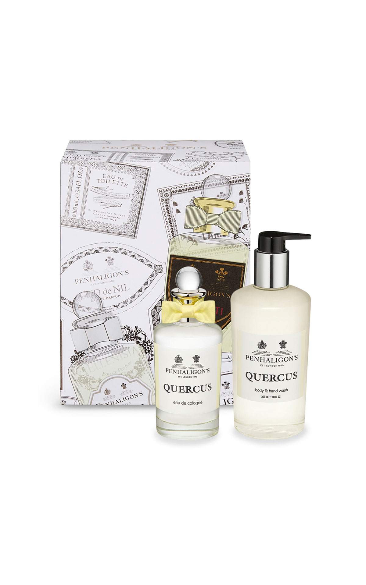 Penhaligon's Quercus body & hand wash from Bicester Village