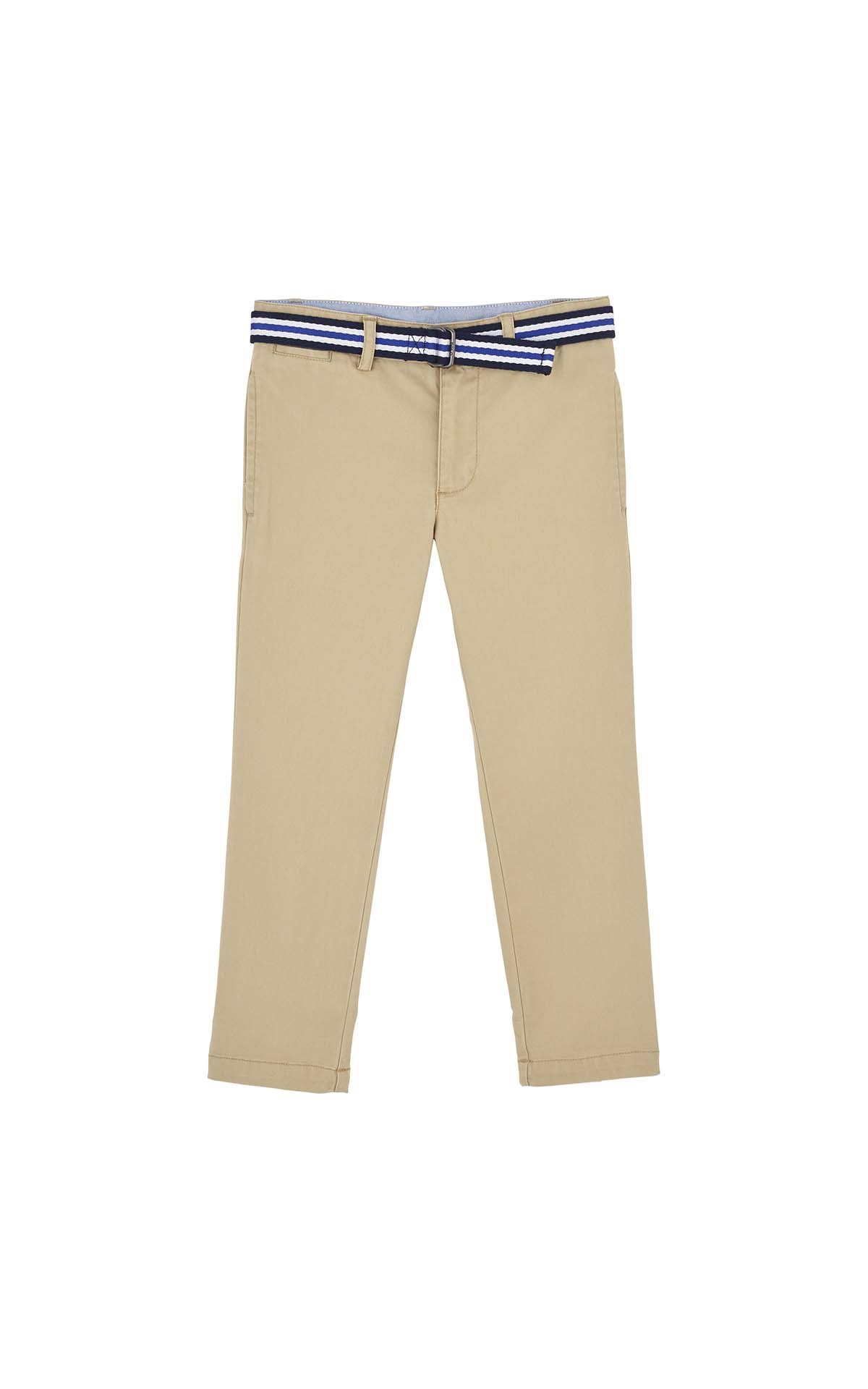 Polo Ralph Lauren Children Skinny preppy pant at The Bicester Village Shopping Collection