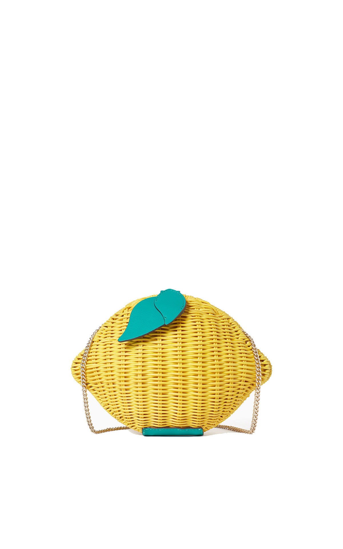 kate spade new york Picnic perfect lemon crossbody from Bicester Village