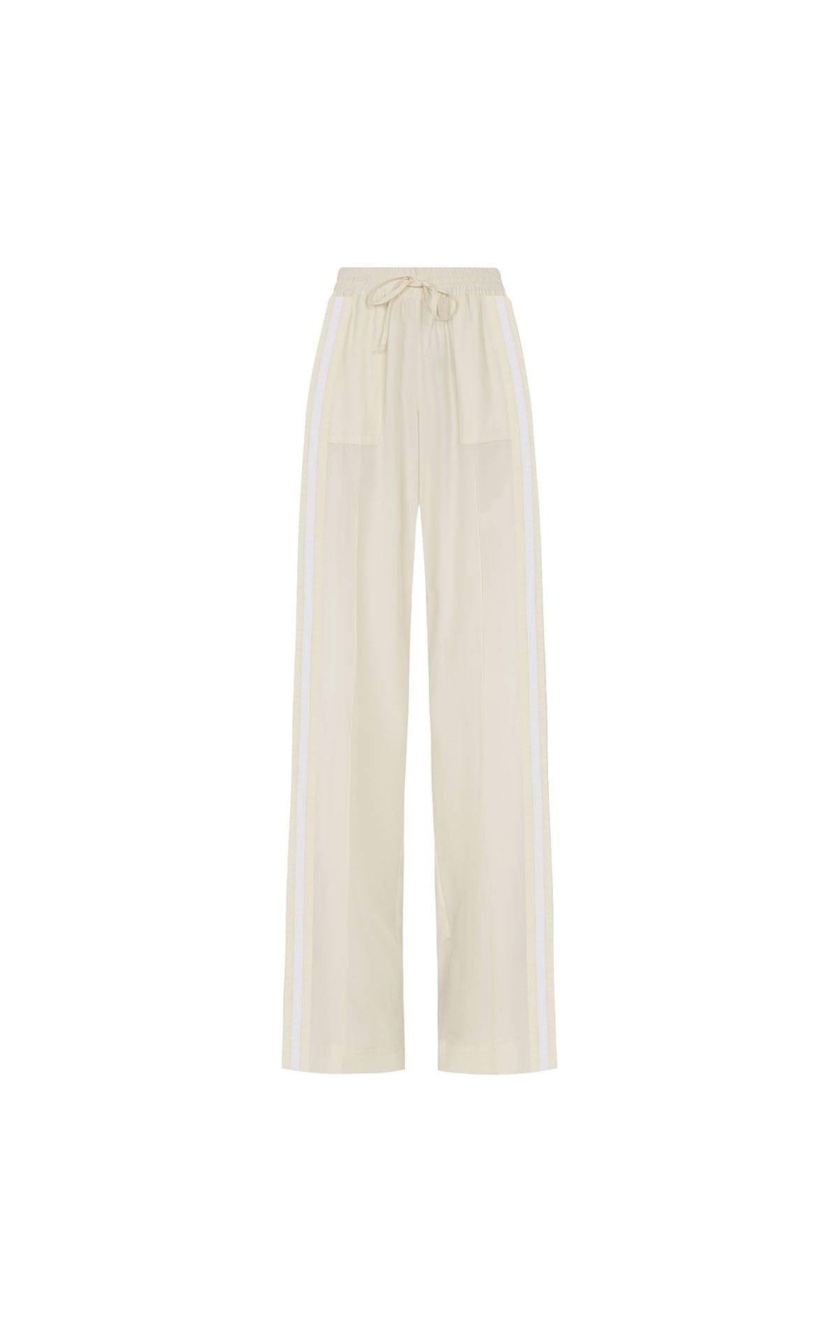 Barefoot Chic Serena Bute Classic jogger ivory from Bicester Village