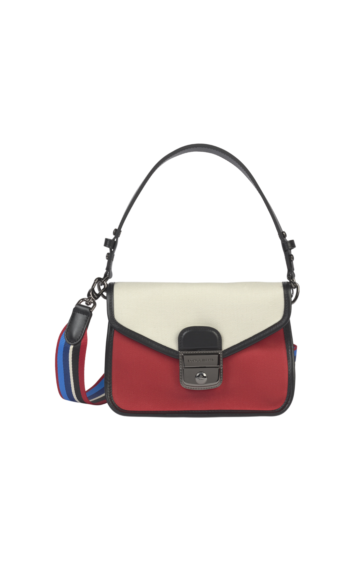 Black and red bag Longchamp