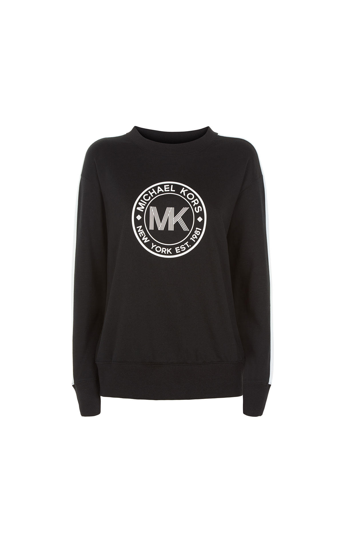 Michael Kors Logo sweatshirt at The Bicester Village Shopping Collection