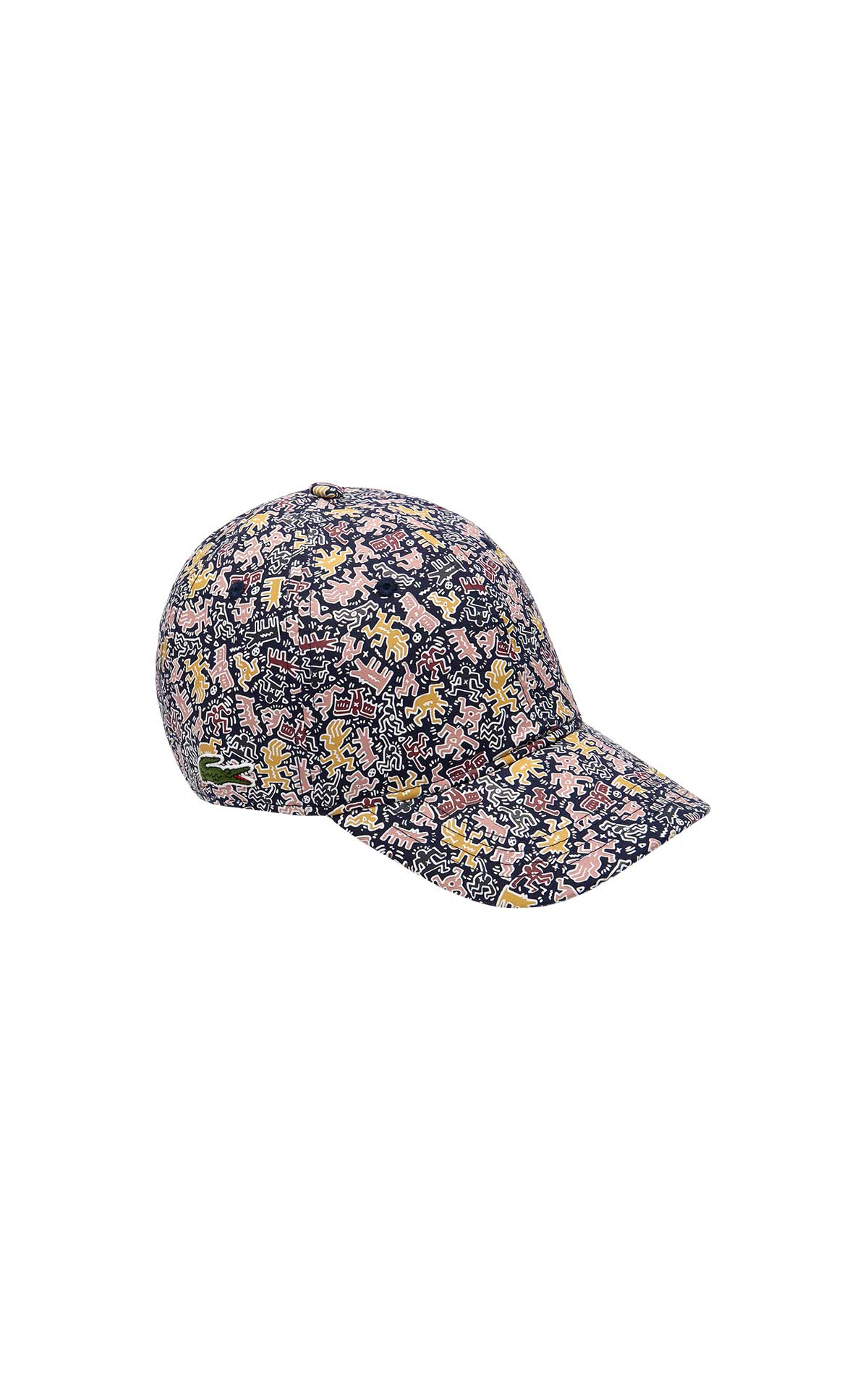 Printed cap for man Lacoste