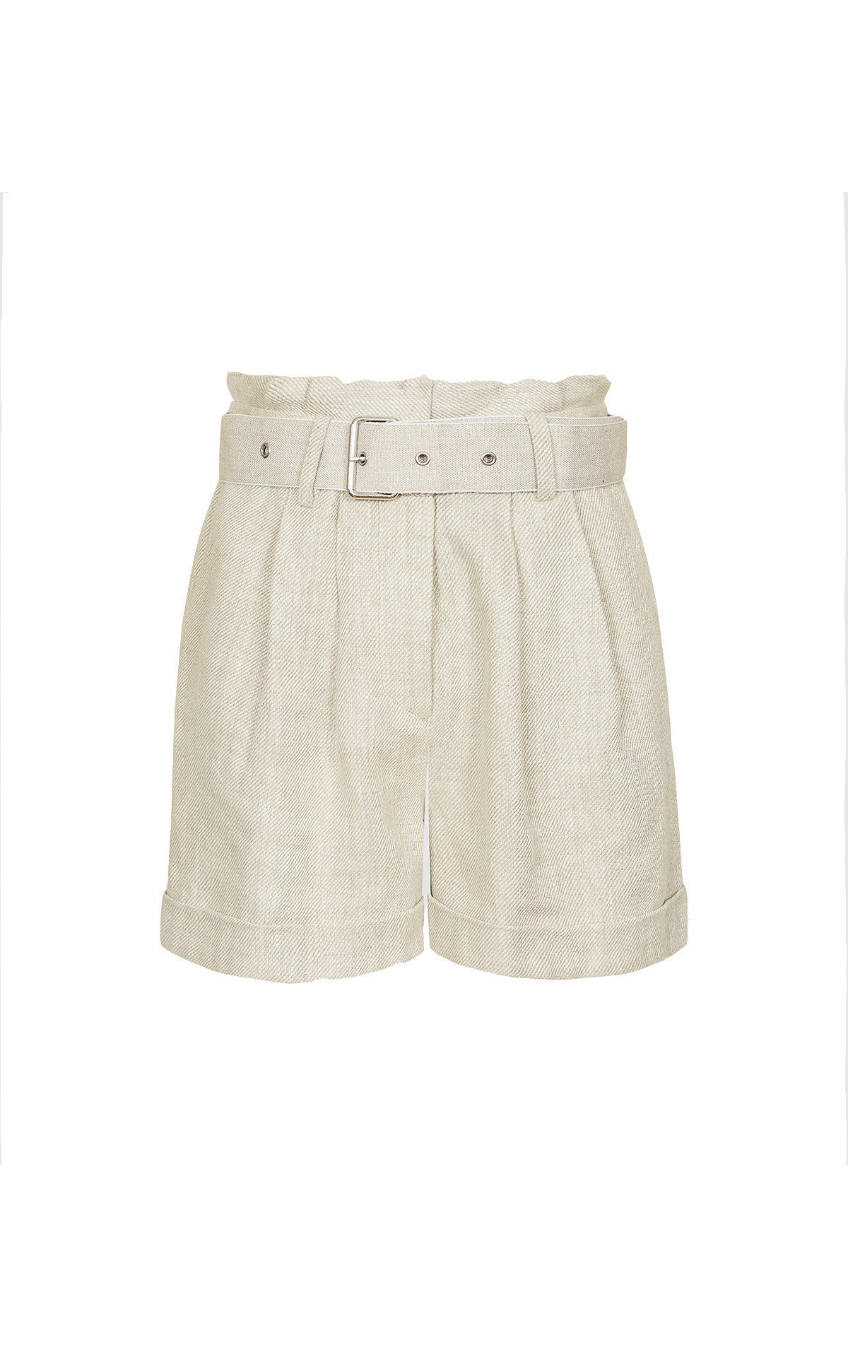 Reiss Romy neutral shorts from Bicester Village