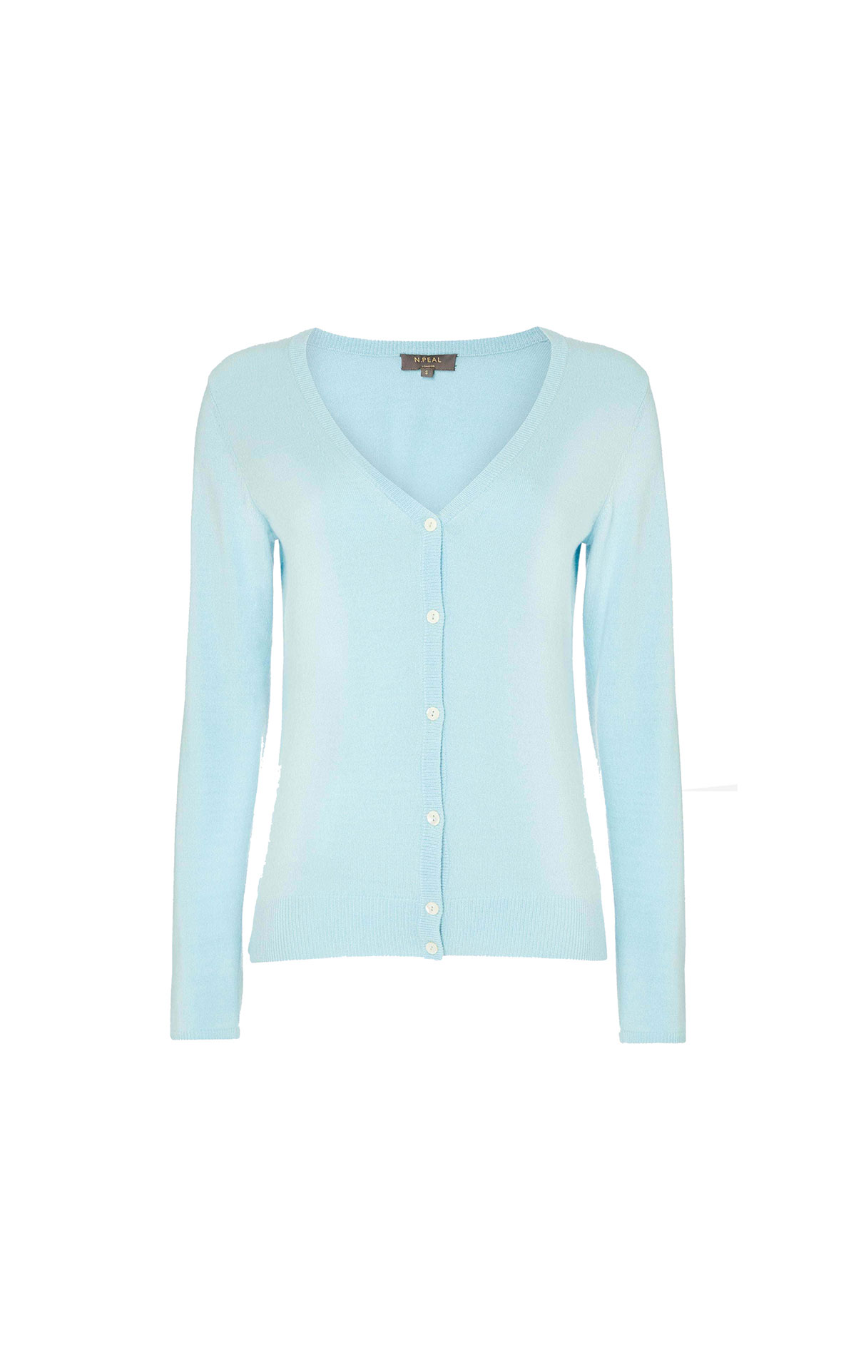 N.Peal Ladies v-neck cardigan from Bicester Village
