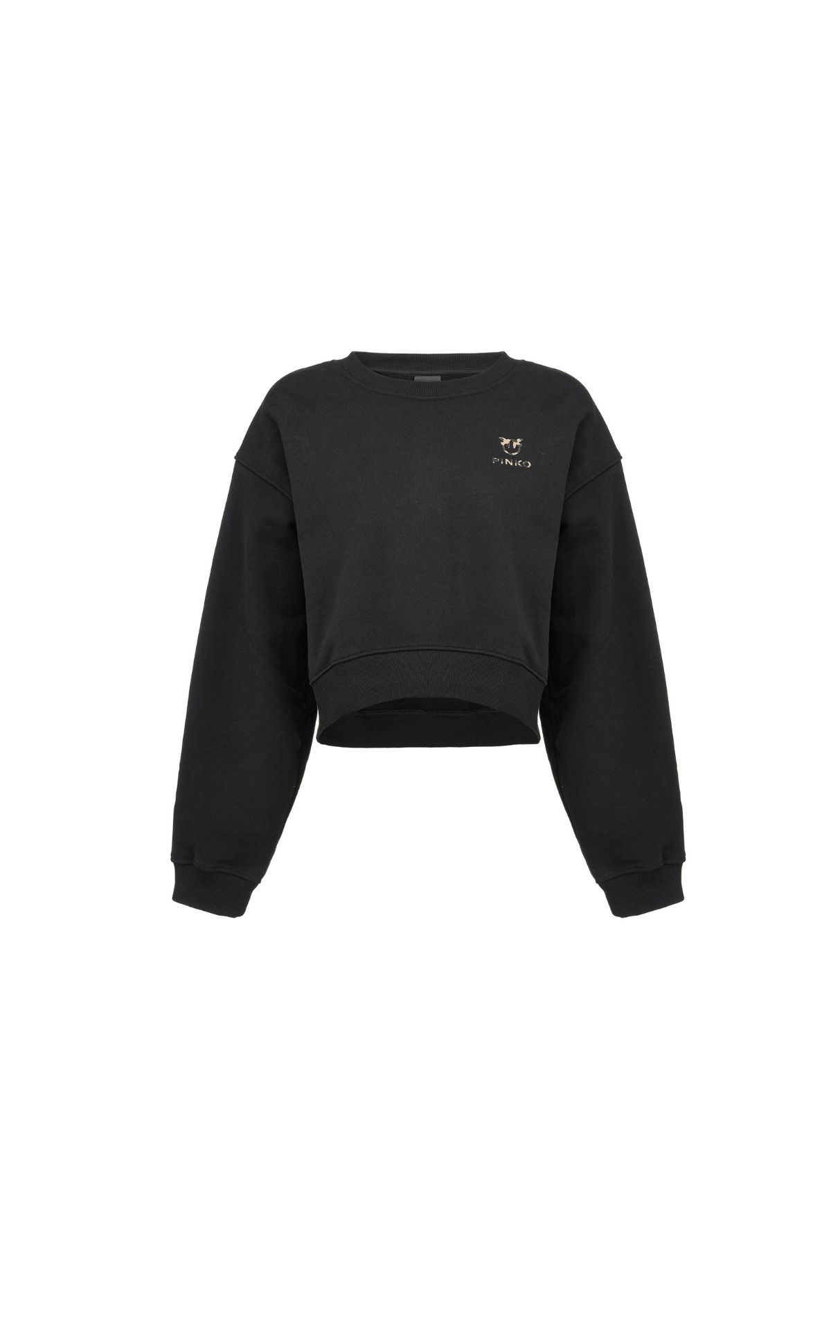 Black sweatshirt Pinko