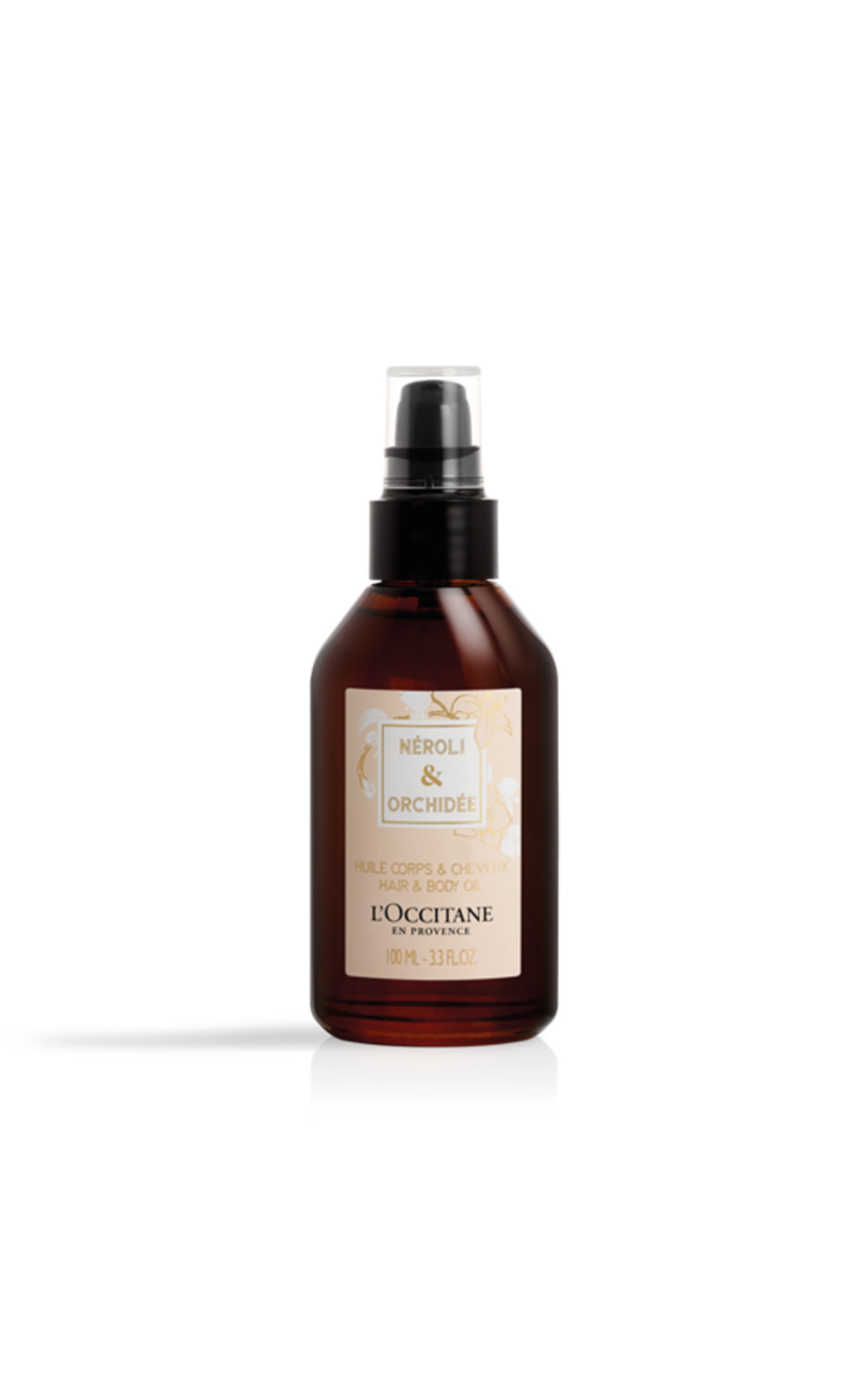 L'Occitane No hair body oil 100ml from Bicester Village