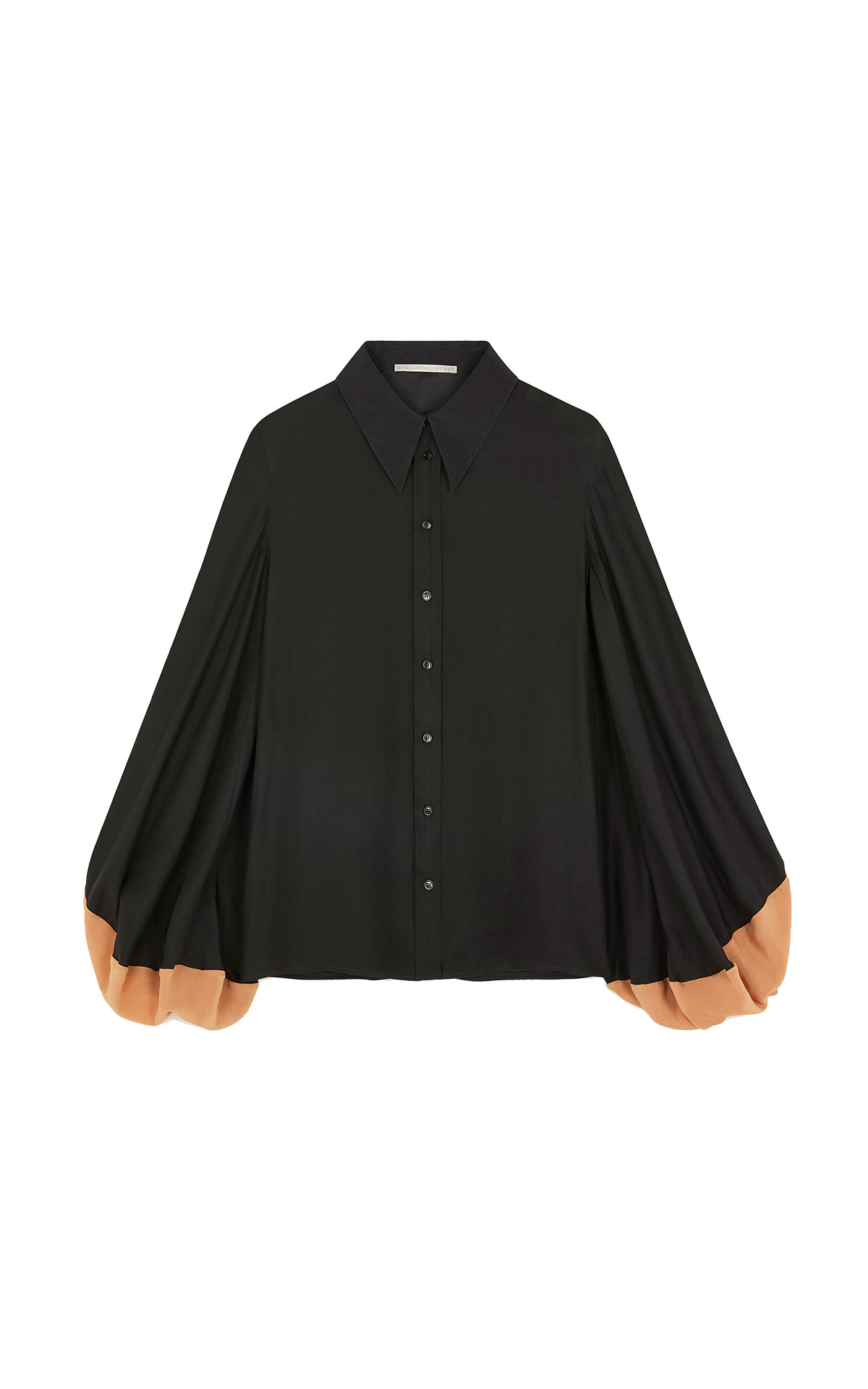 Stella McCartney Layla silk shirt from Bicester Village