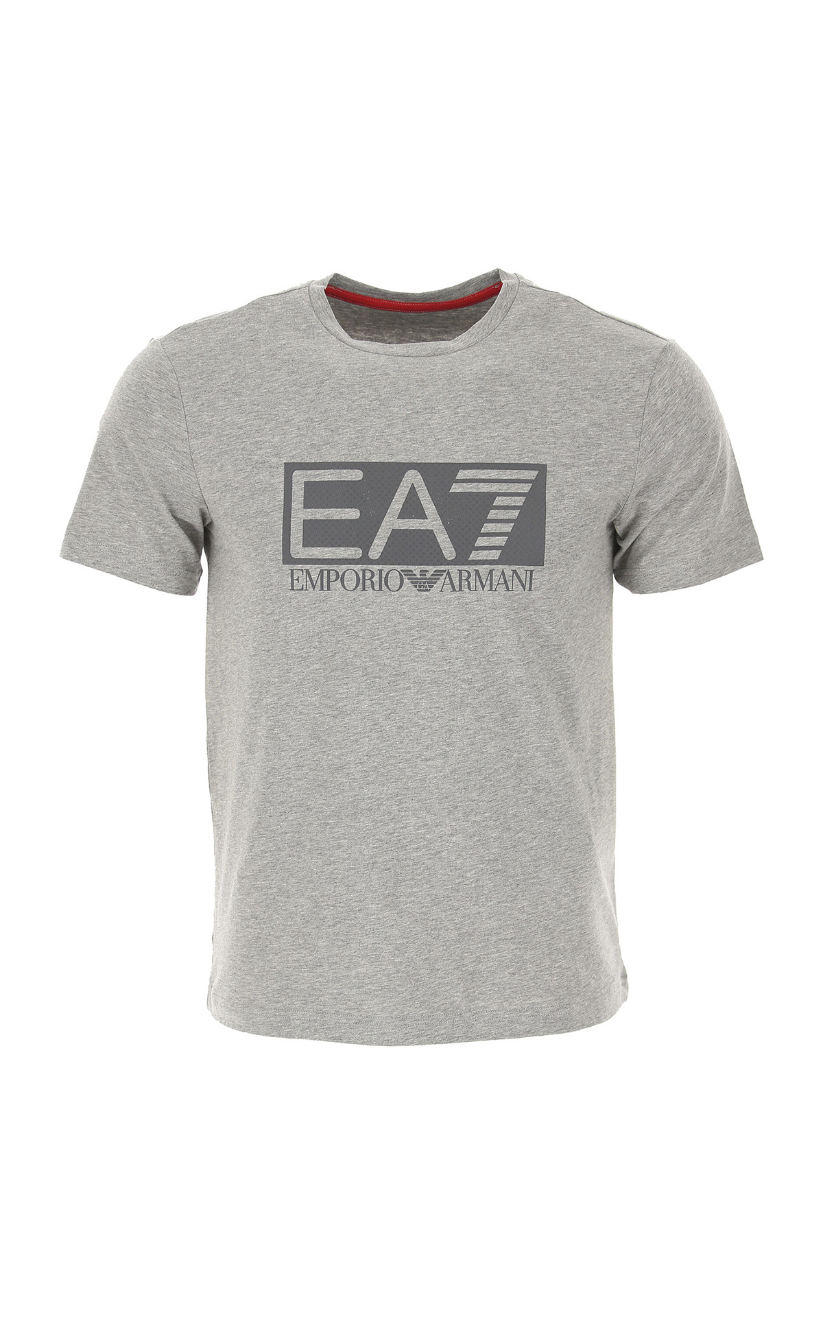 Grey T-shirt for man Armani