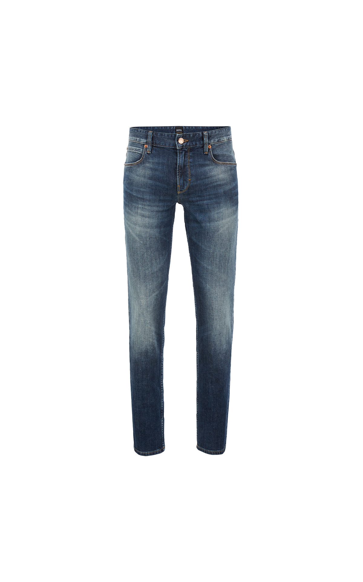 Boss Orange63 Slim-fit Jeans in Authentic Stretch Denim at The Bicester Village Shopping Collection
