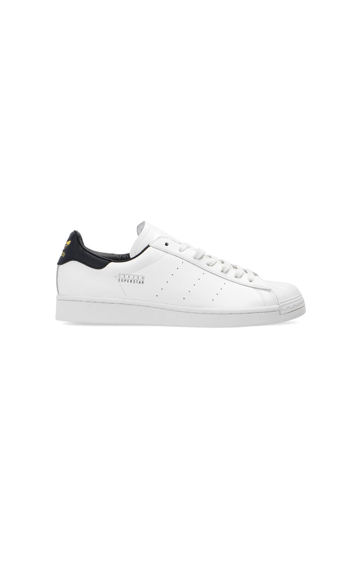 White Superstar sneaker adidas