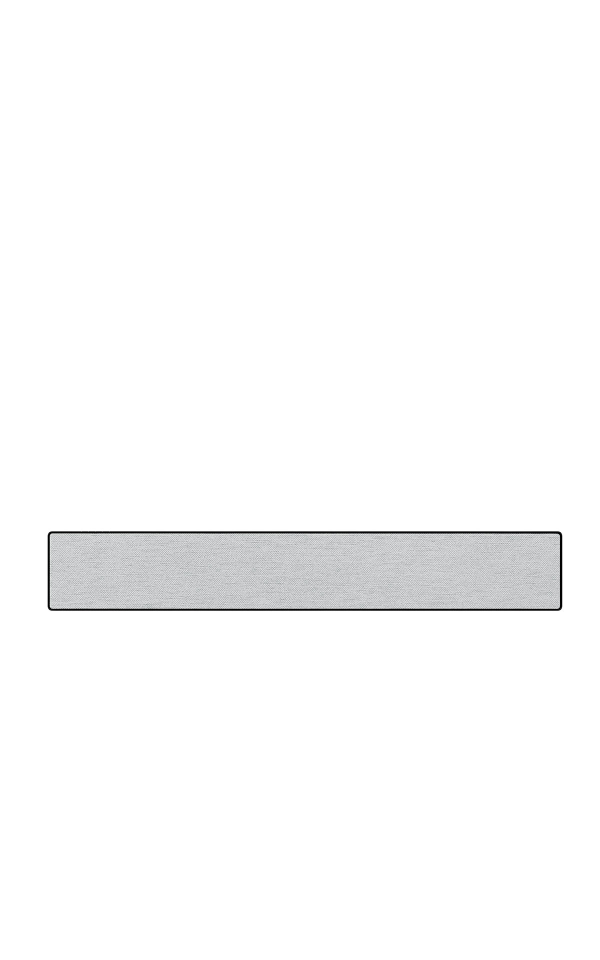 Bang & Olufsen Beosound Stage AL2 anthracite bright grey soundbar  from Bicester Village