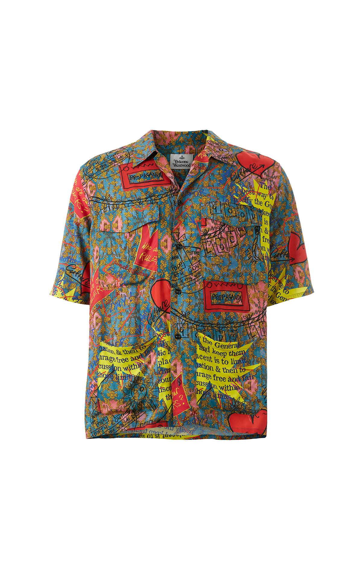 Vivienne Westwood BB shirt from Bicester Village