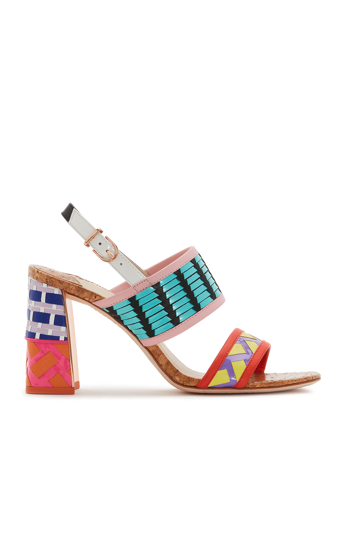 Sophia Webster Celia mid sandal from Bicester Village