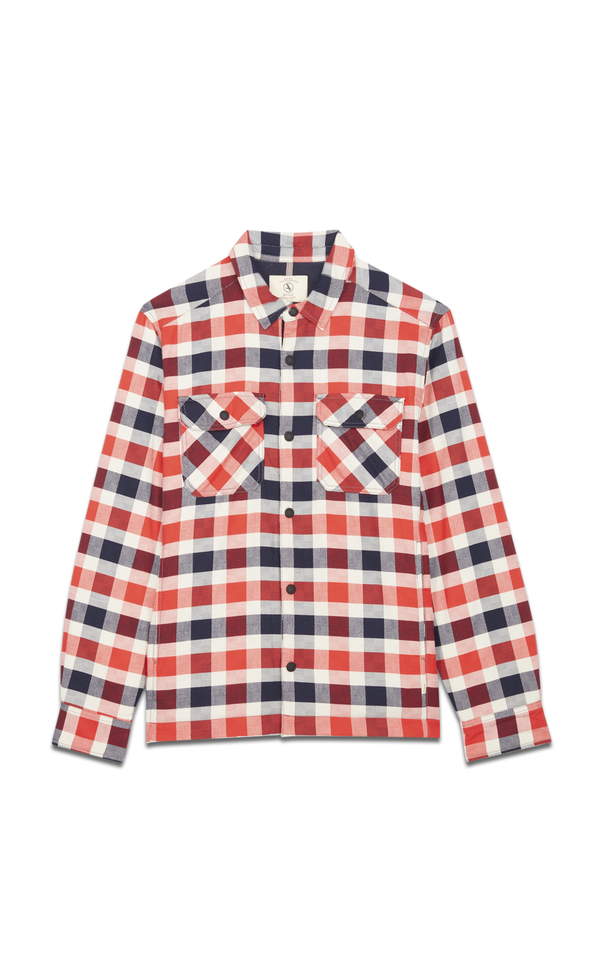 Aigle Checked jacket*