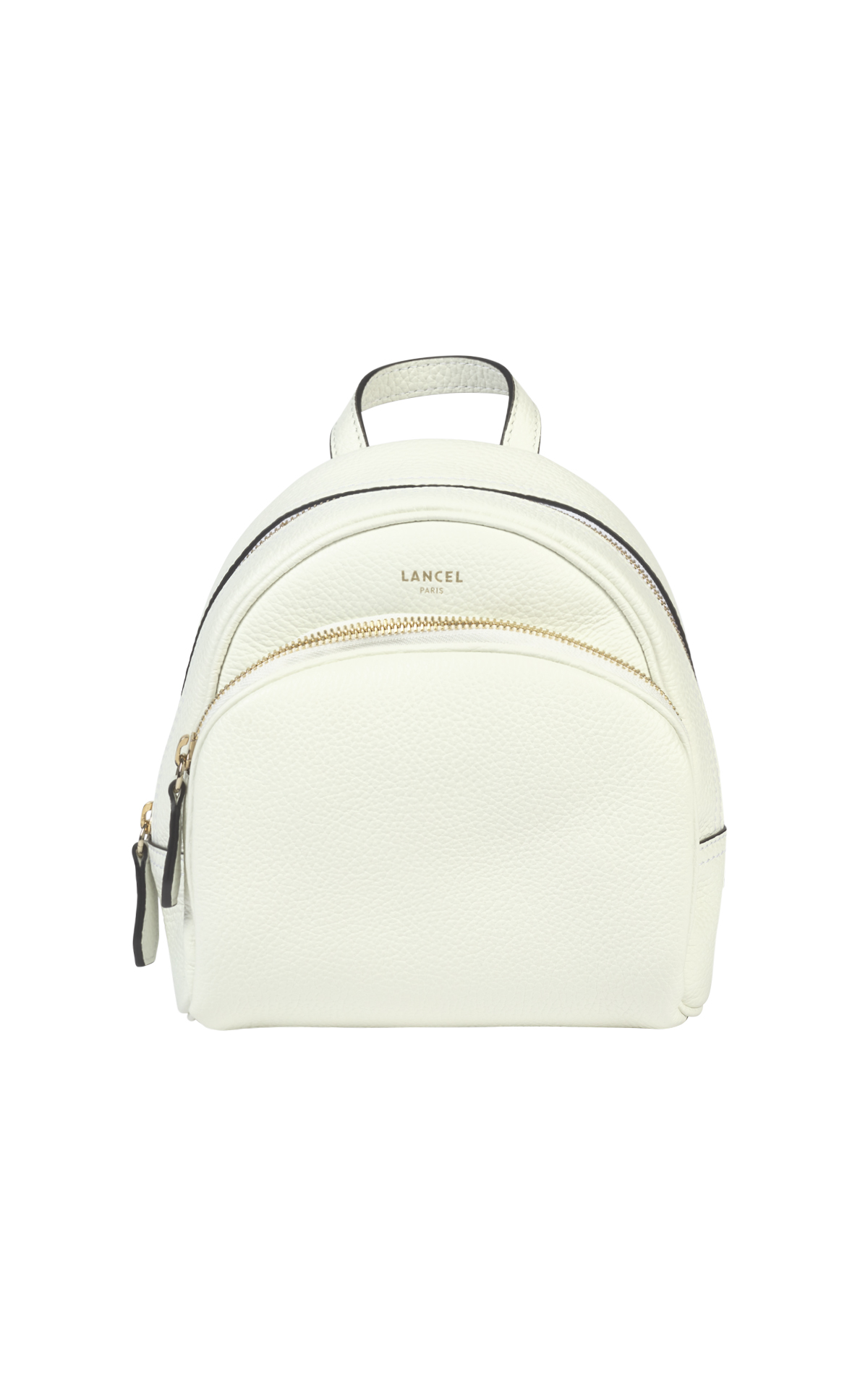 White small bag Lancel