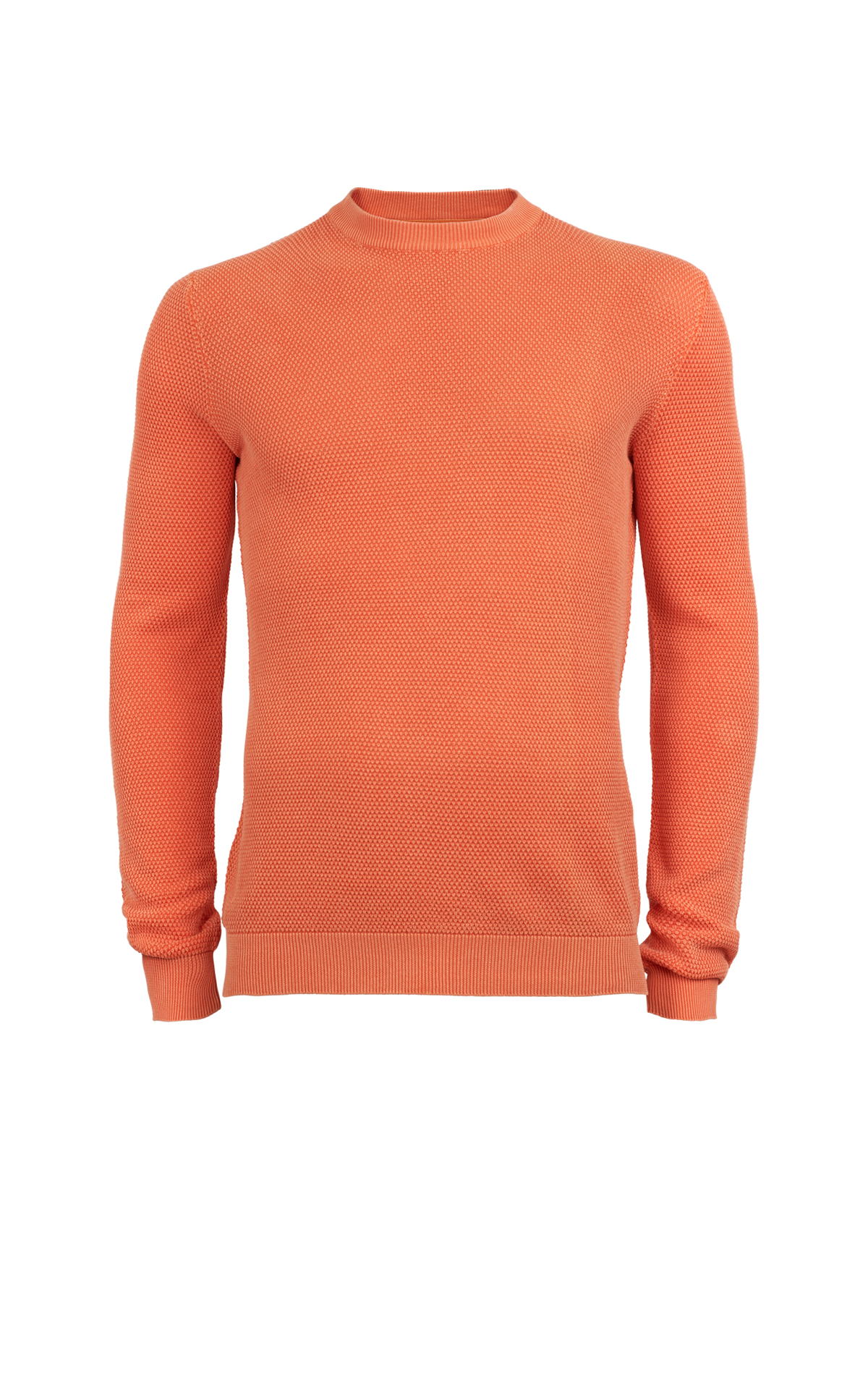 Orange sweater El Ganso