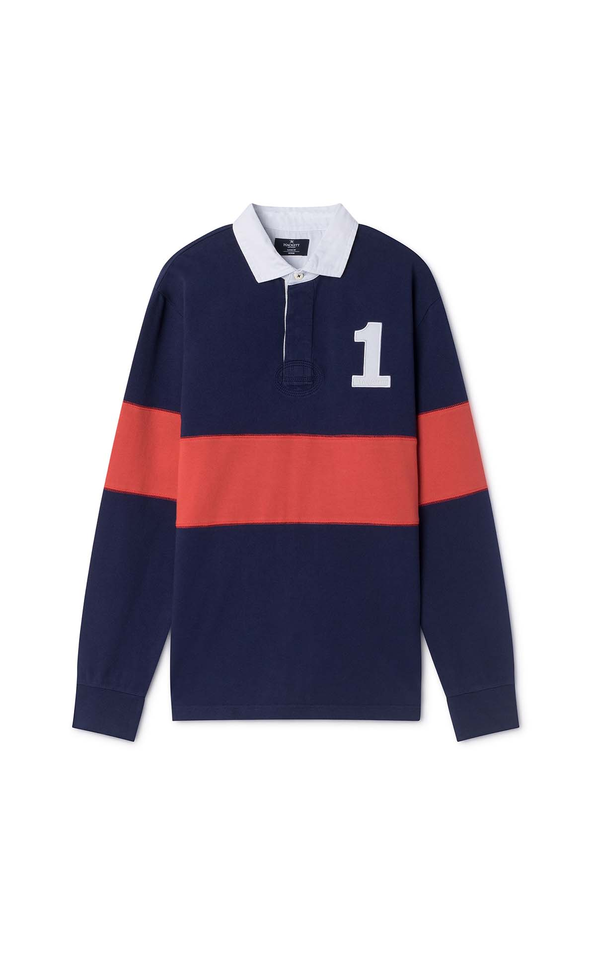 Hackett London Piece panel rugby