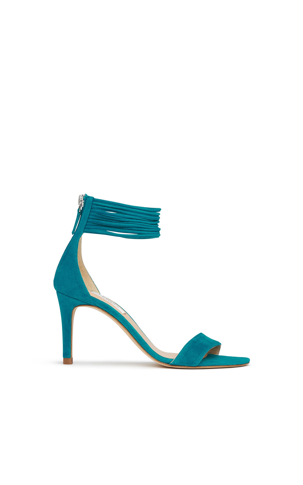 L.K. Bennett Tiffany shoe turquoise from Bicester Village