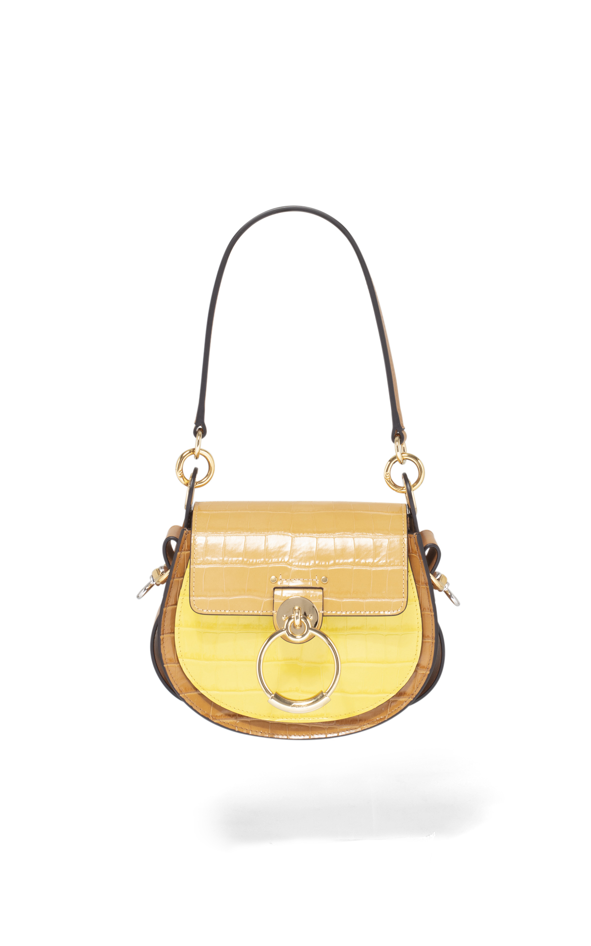 Chloé Sac Tess Joyful Yellow