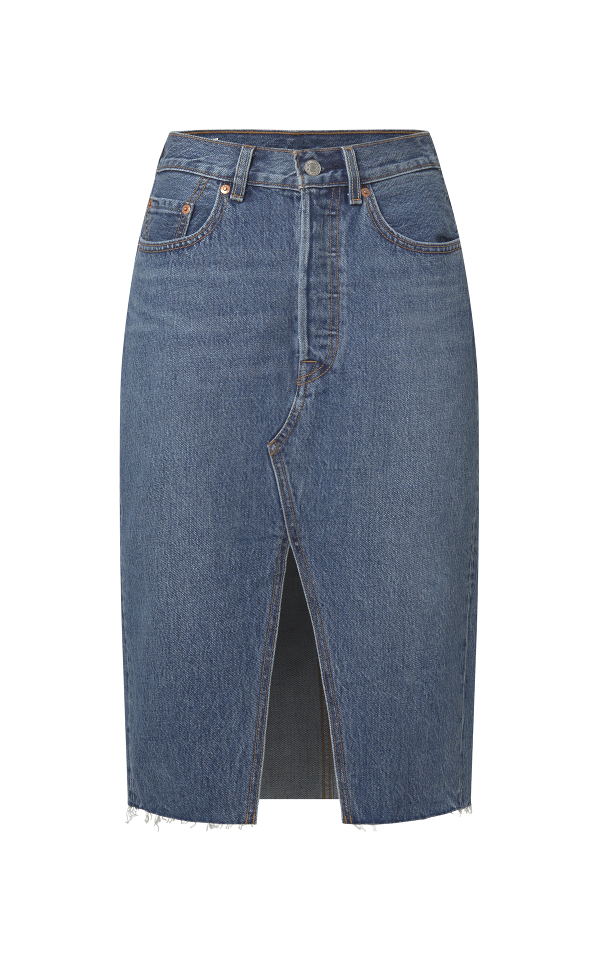 Denim skirt Levi's