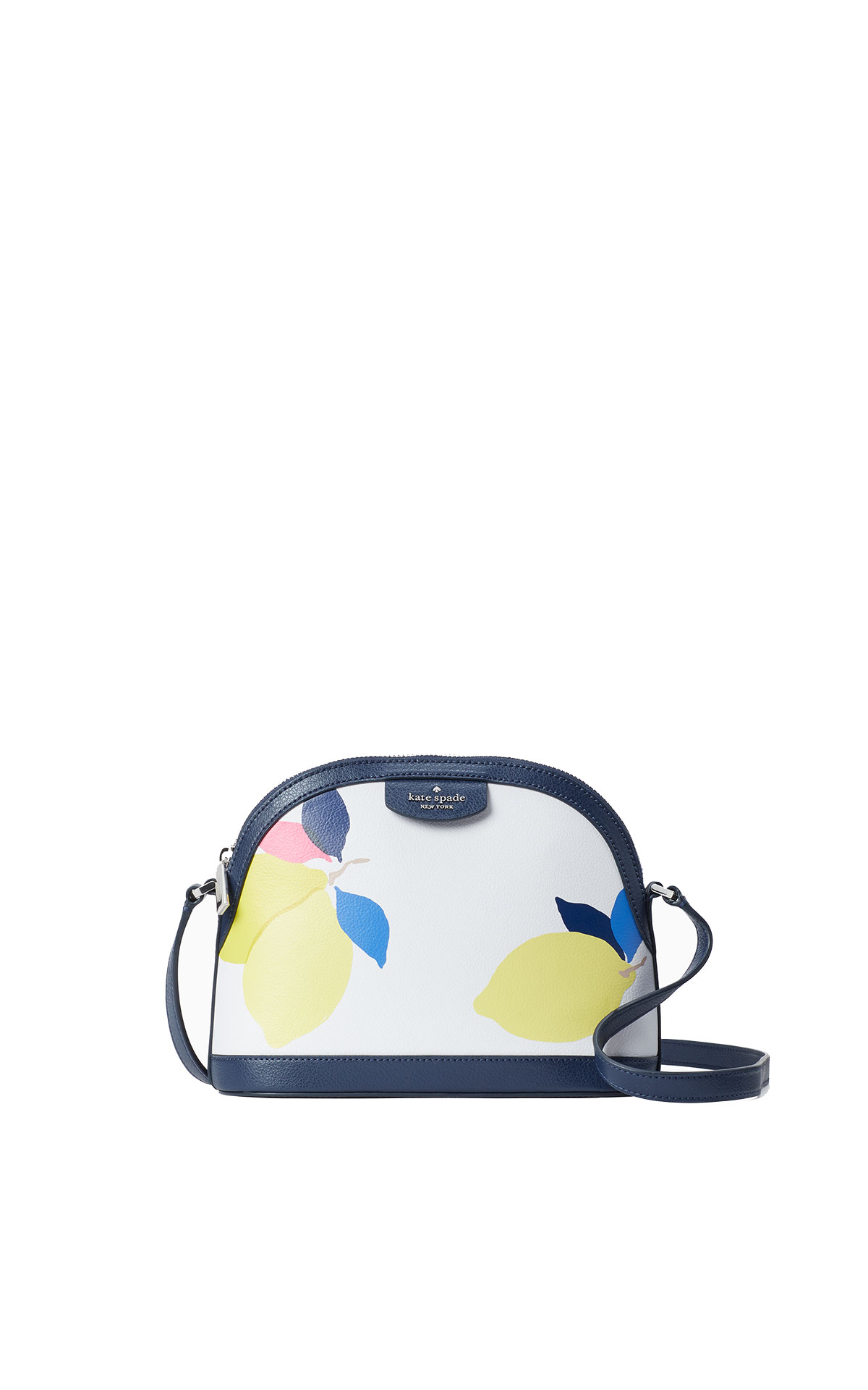 kate spade new york Sylvia lemon zest x-large dome crossbody from Bicester Village
