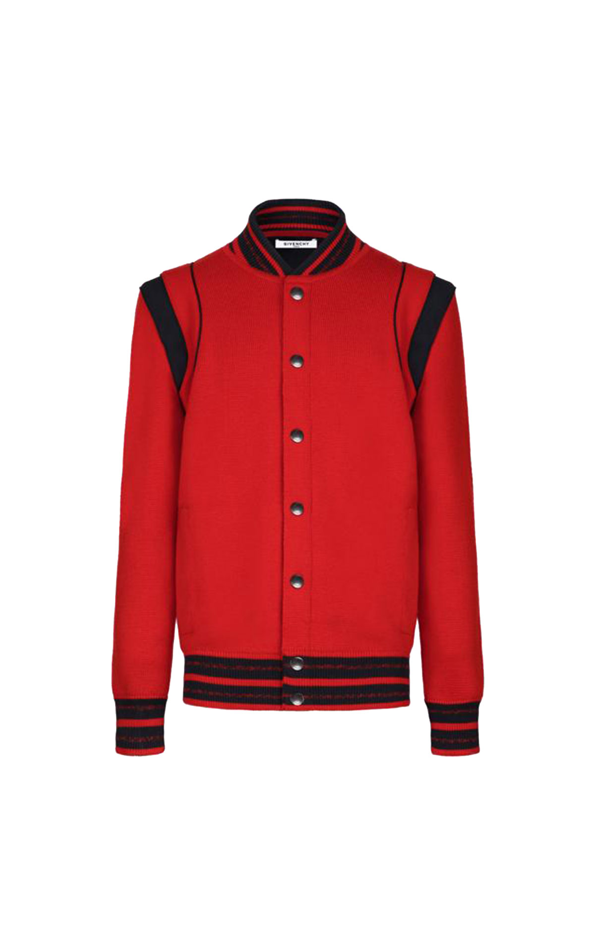 Givenchy Red bomber from Bicester Village