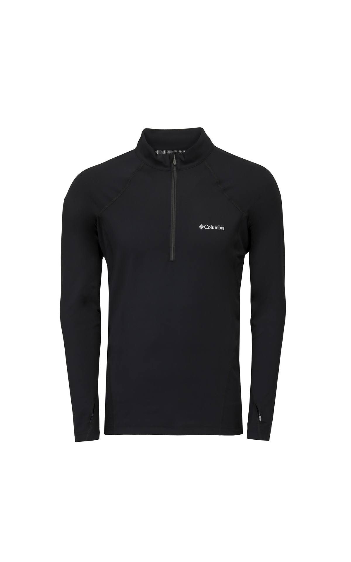 Black Thermal T-shirt Columbia
