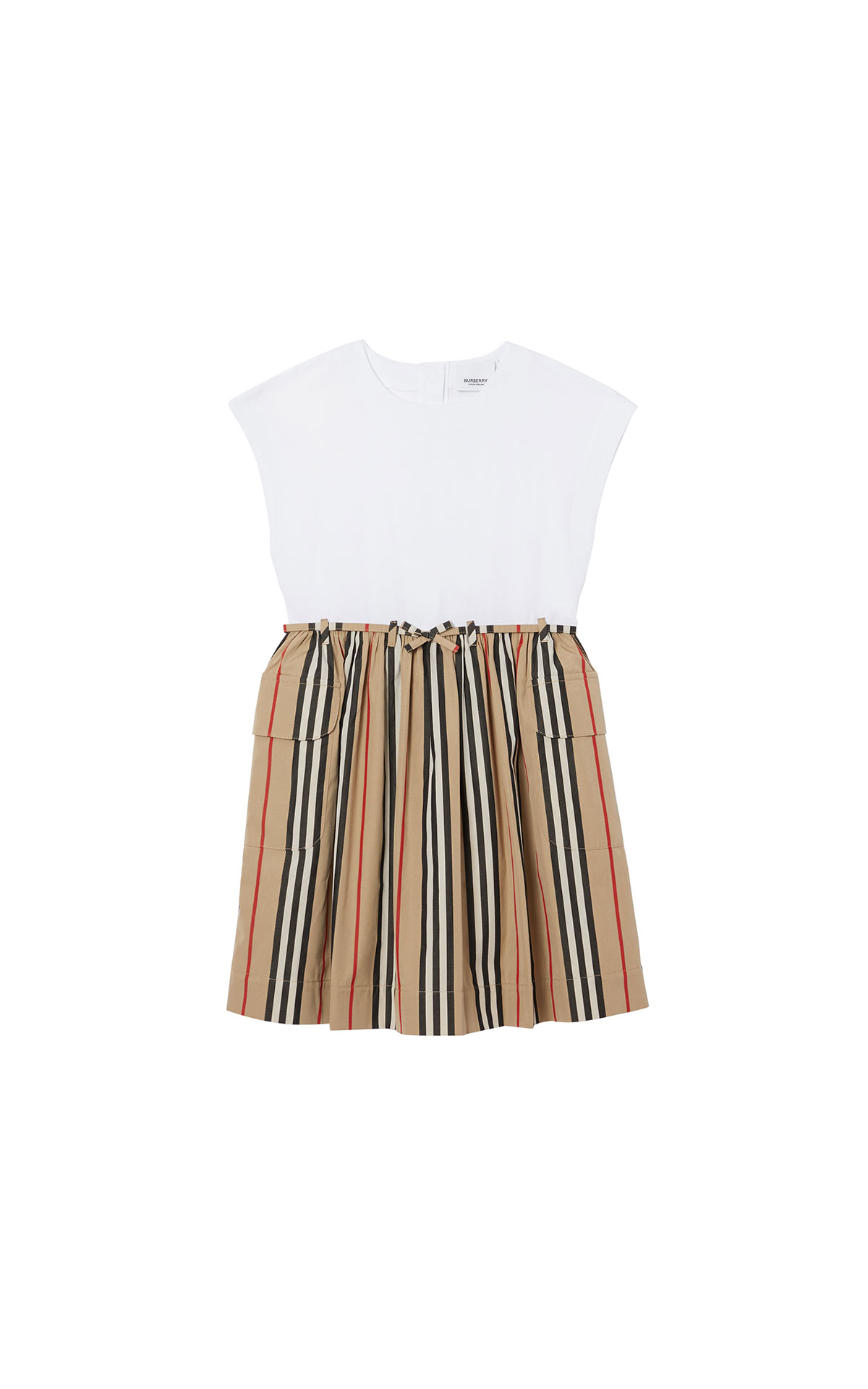 Icon stripe jersey dress from Bicester Village