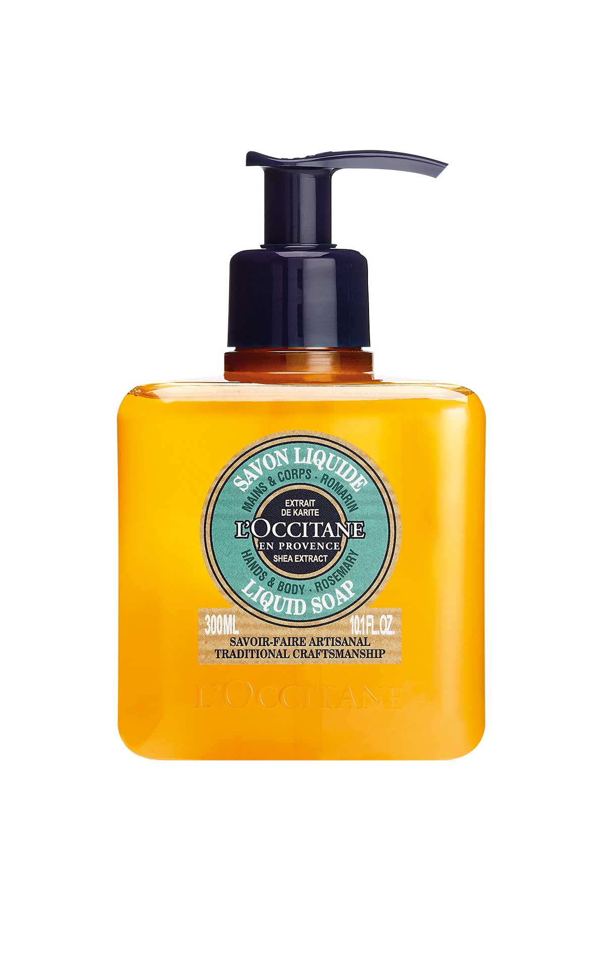 Liquid soap L'occitane en provence