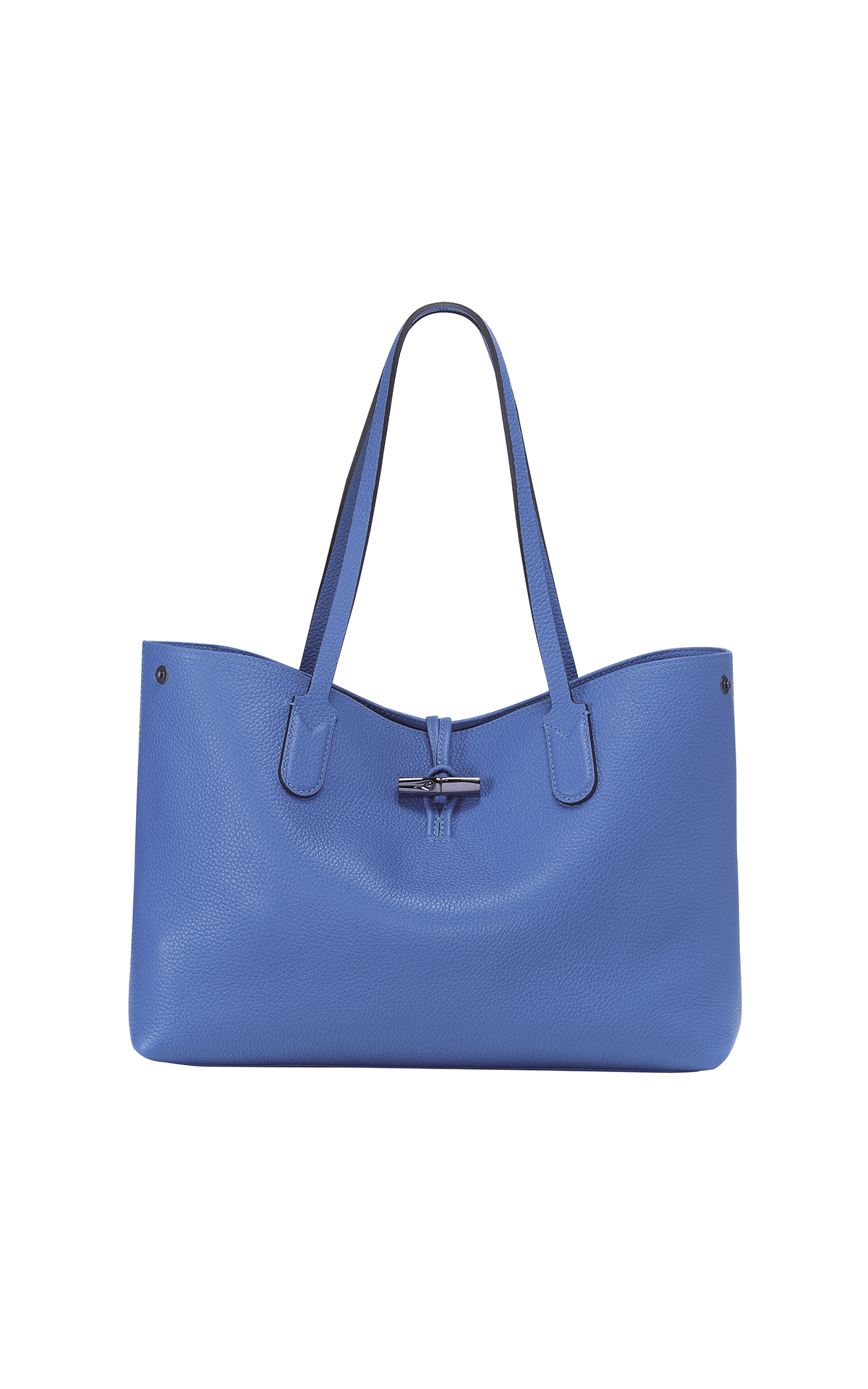 Longchamp blue bag La Vallée Village