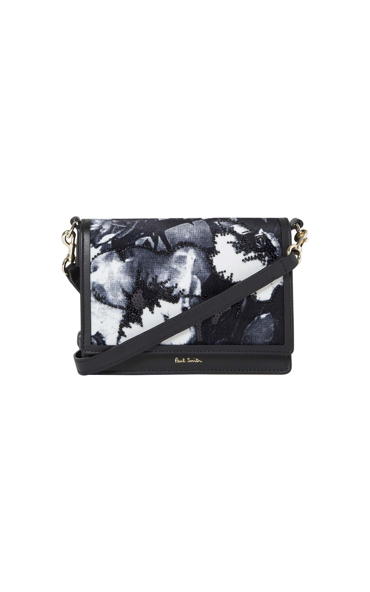 Paul Smith Women's Floral Cross Body Bag at The Bicester Village Shopping Collection