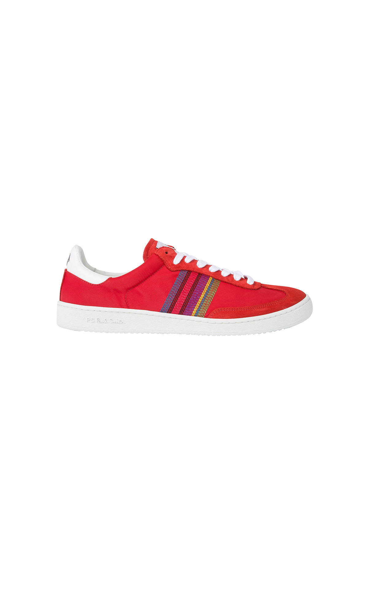 Paul Smith Men's red trainers