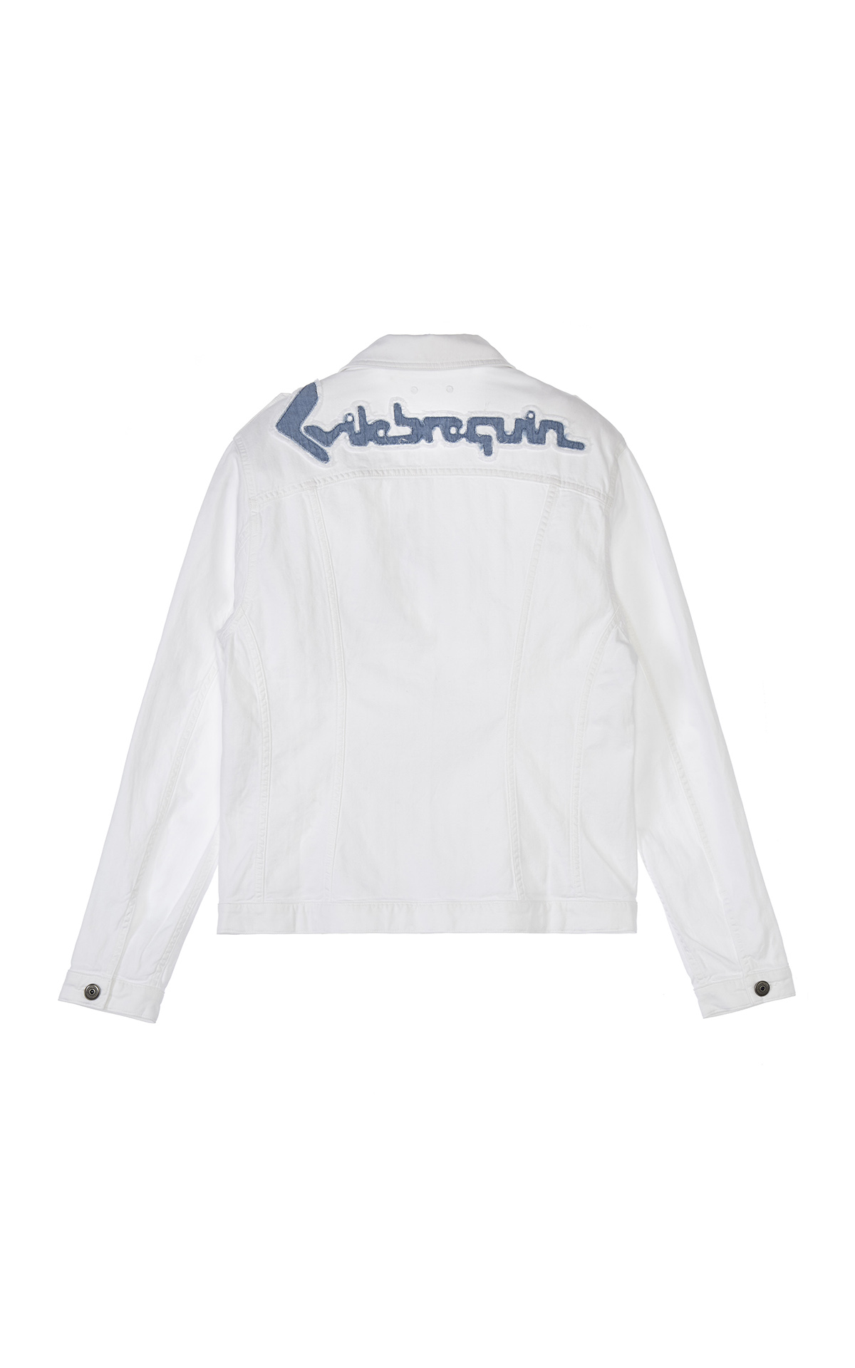White denim jacket Vilebrequin